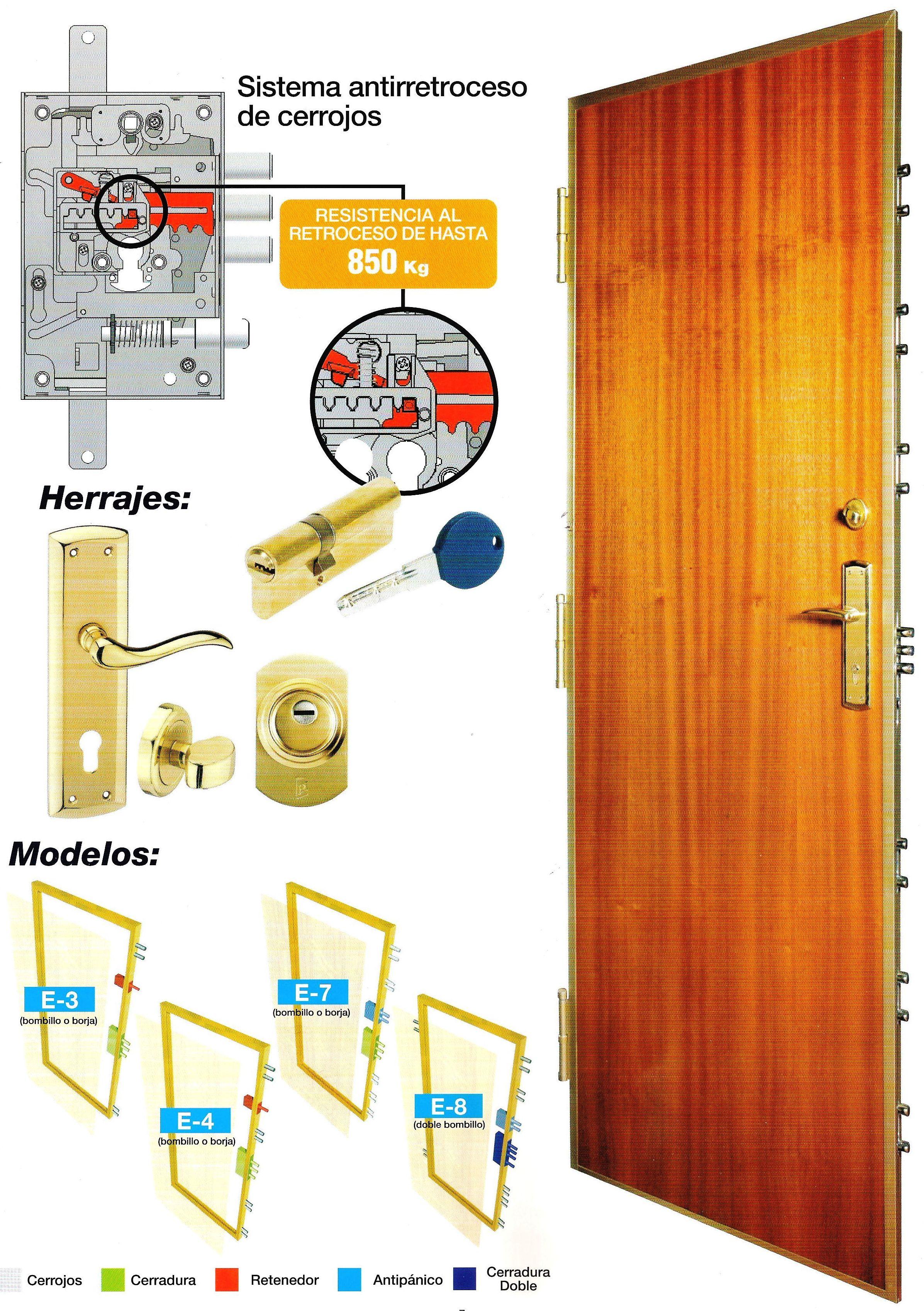 Foto 17 de Puertas en Madrid | Corregidor