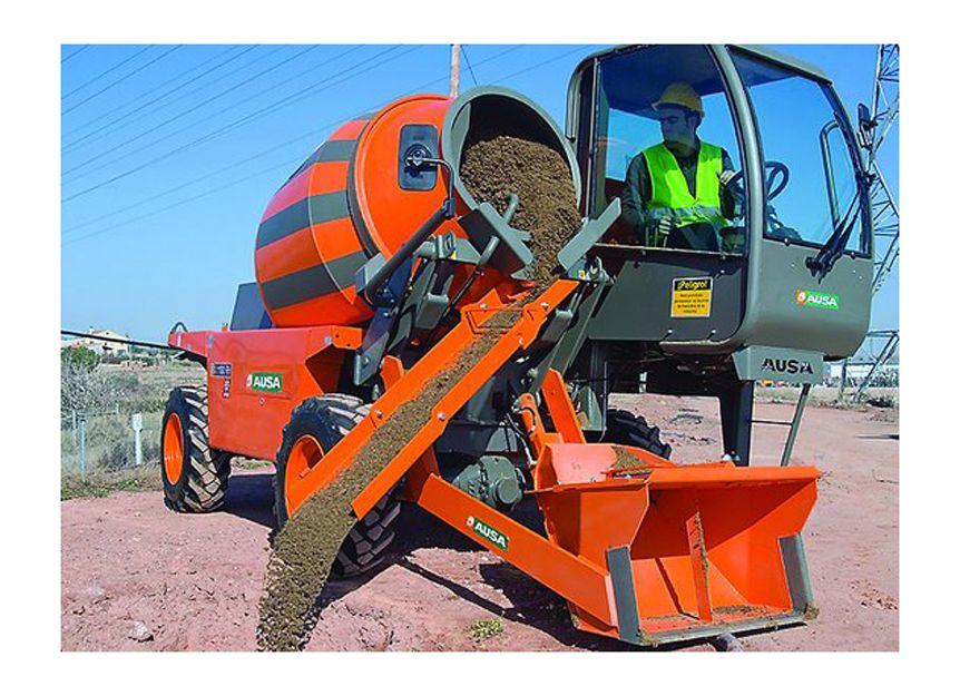 Maquinaria para la construcción Ausa en Talavera de la Reina