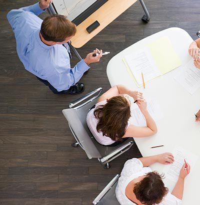 Asesoramiento a pequeñas y medianas empresas