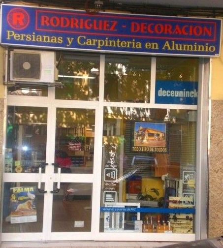 persianas rodriguez decoracion