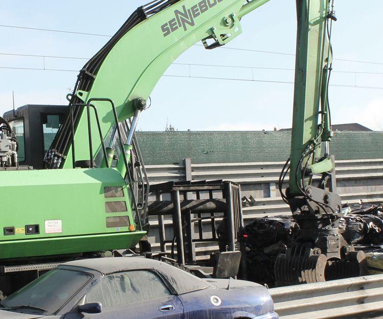Especialistas en compra y despiece de vehículos en Oviedo