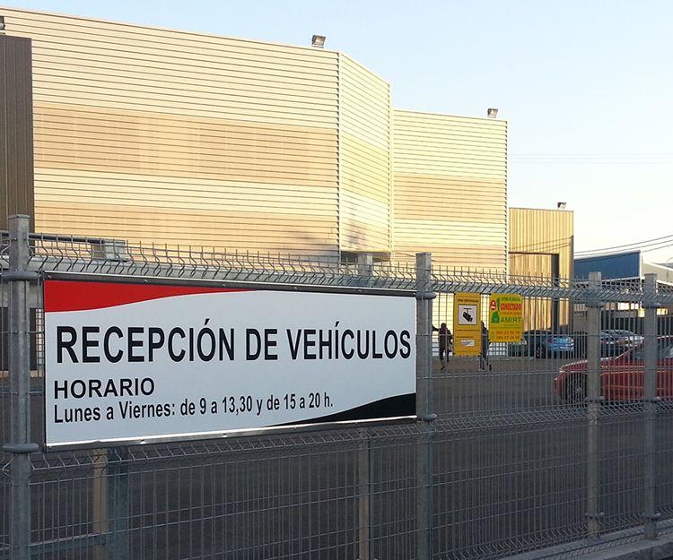 Compra y despiece de vehículos en Oviedo