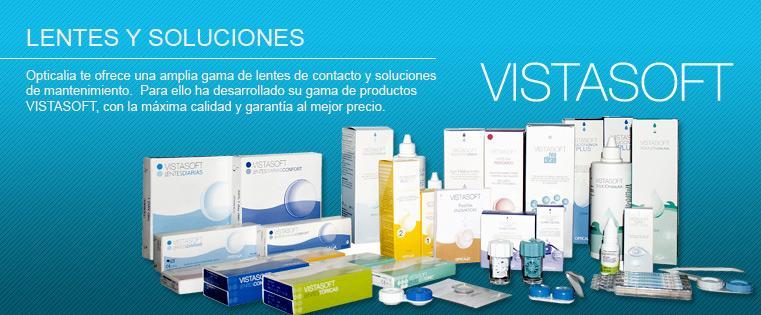 Lentes y soluciones: Productos de Opticalia Rodero