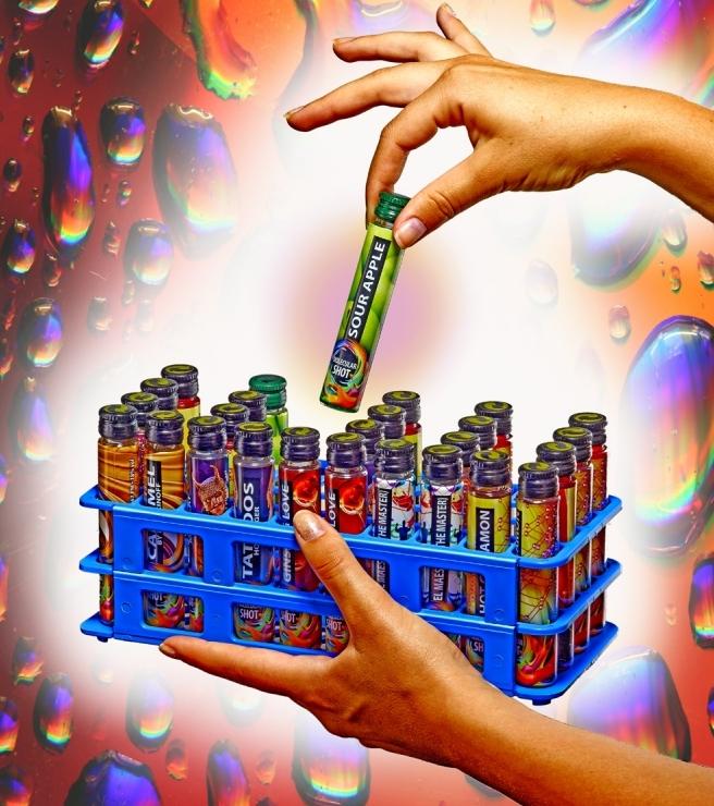 Molecular shot