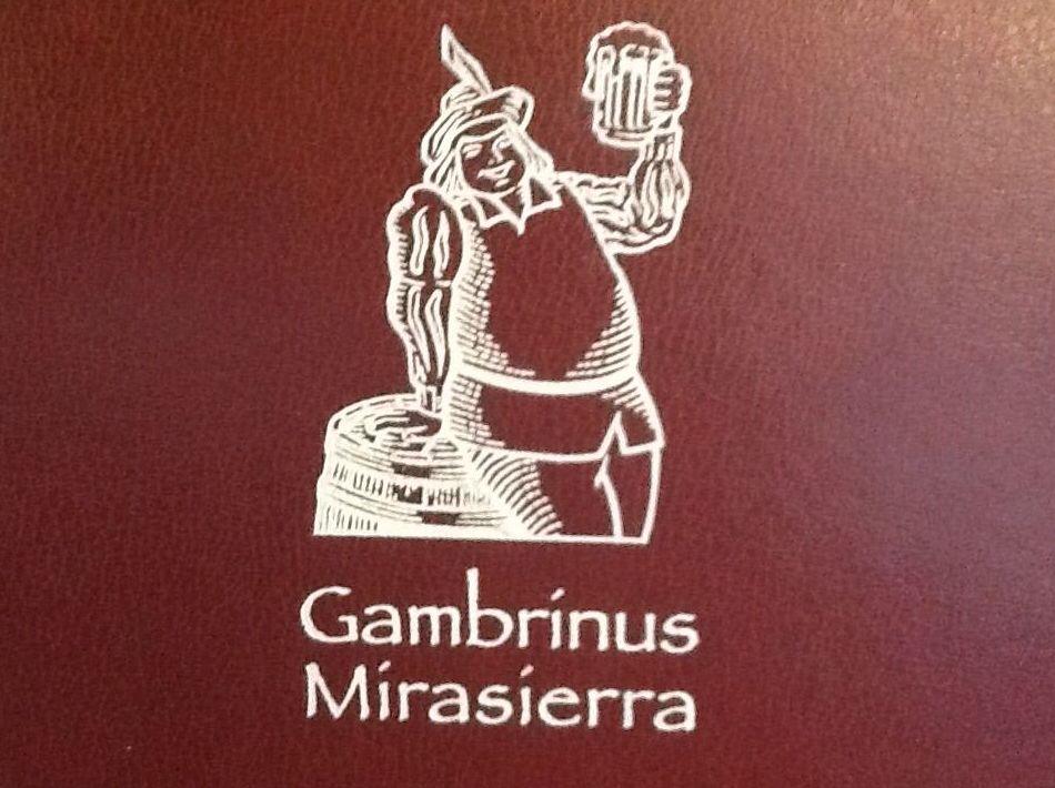 cerveceria Gambrinus Mirasierra