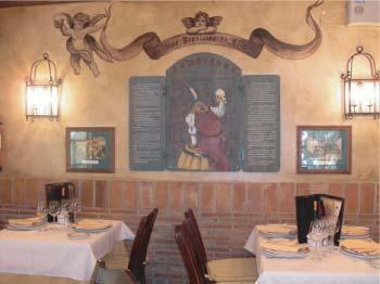 Foto 5 de Cocina tradicional en Madrid | Cervecería Restaurante Gambrinus Mirasierra