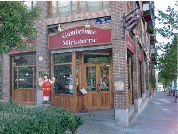 Foto 6 de Cocina tradicional en Madrid | Cervecería Restaurante Gambrinus Mirasierra