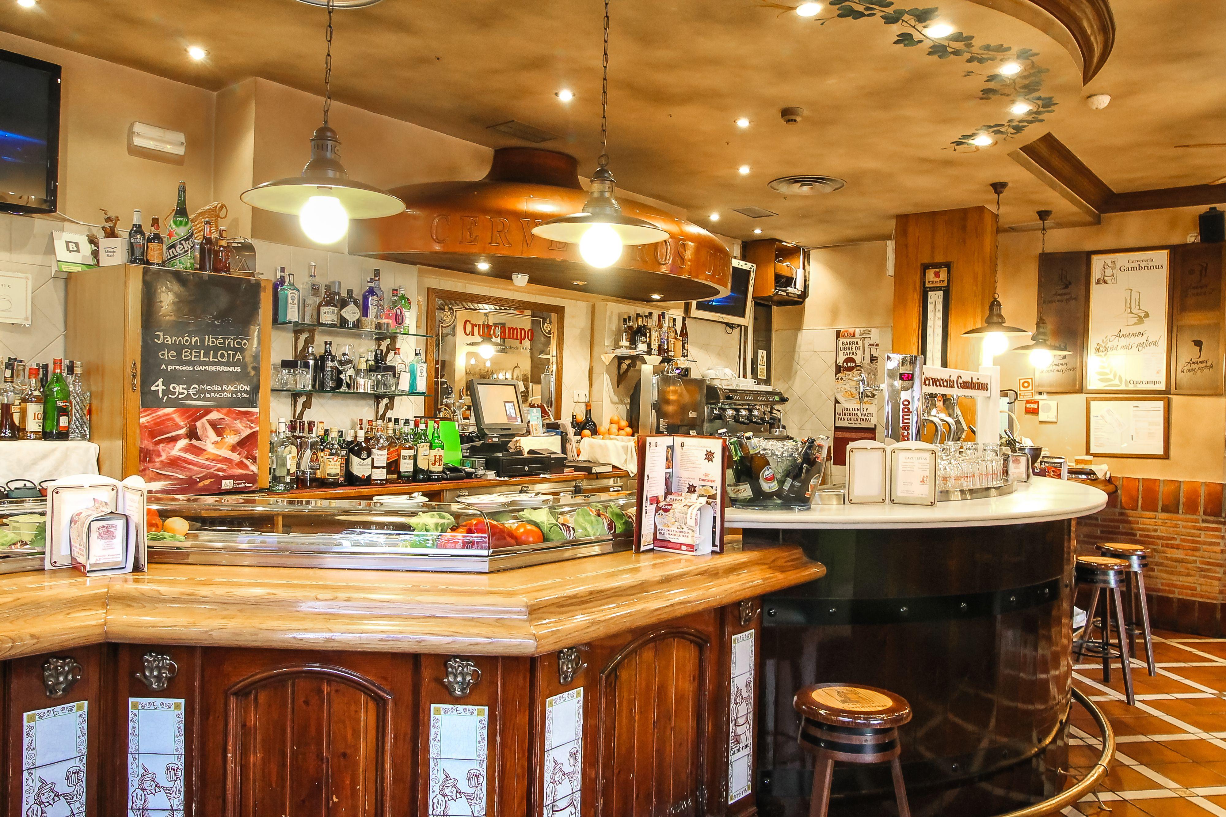 Picture 3 of Cocina tradicional in Madrid | Cervecería Restaurante Gambrinus Mirasierra