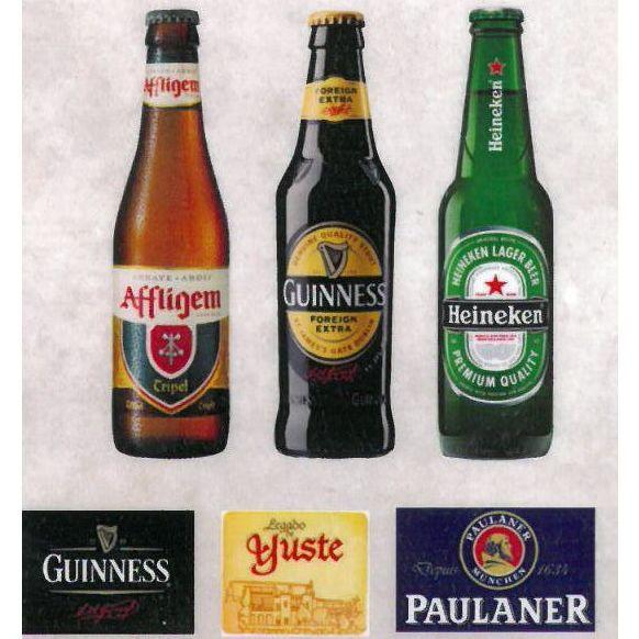 Bebidas: Carta de Cervecería Restaurante Gambrinus Mirasierra