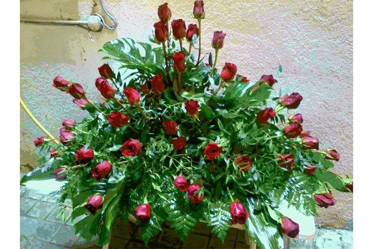 Arreglos florales en Madrid