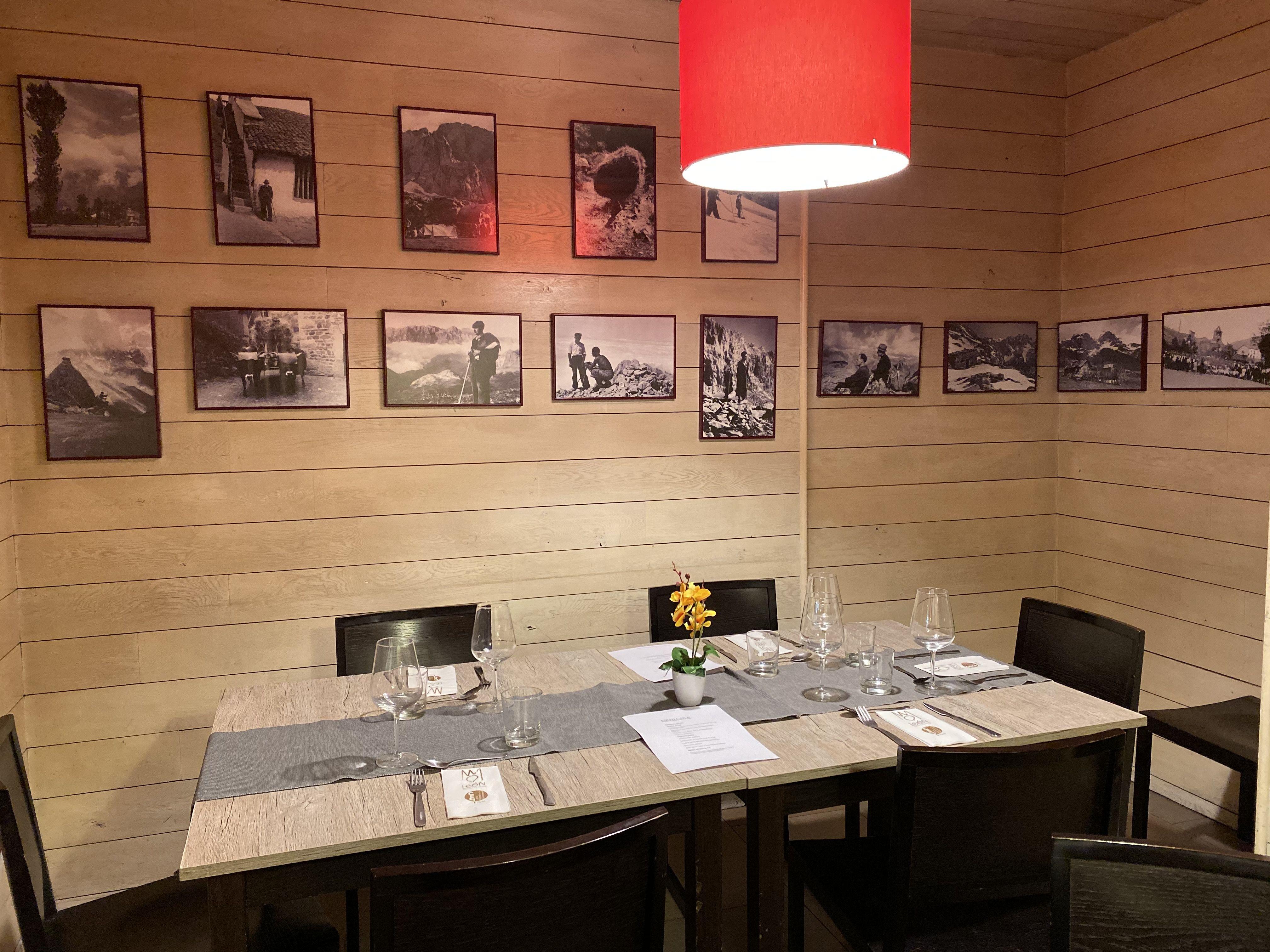 Restaurante para grupos en León