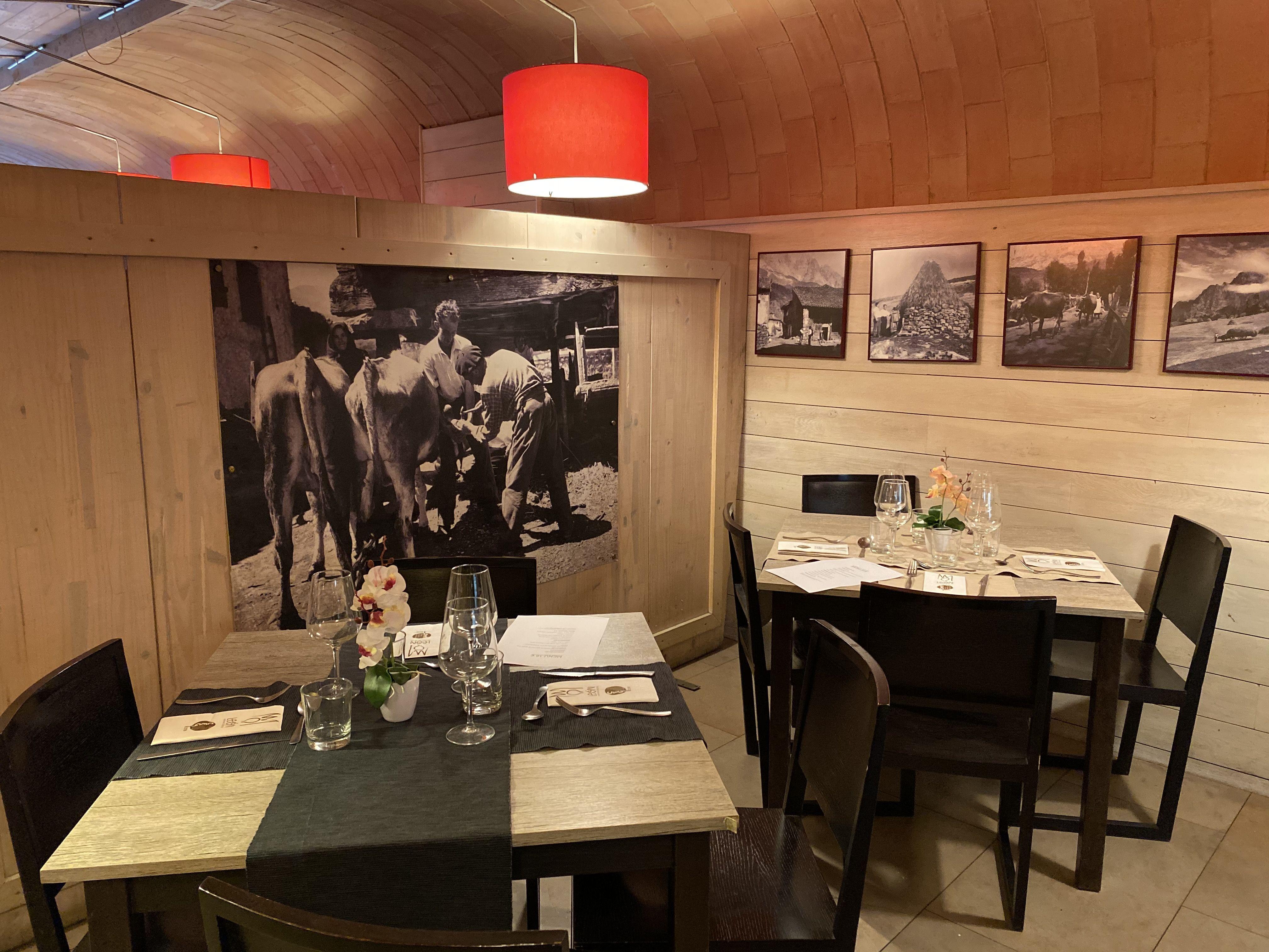 Restaurante para celebraciones en León