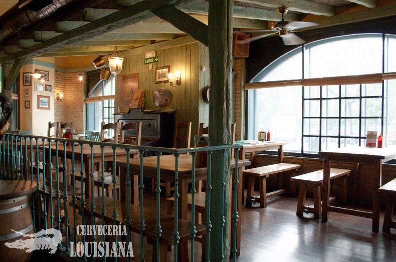 Foto 6 de Cocina tradicional en Pamplona / Iruña | Cervecería Louisiana