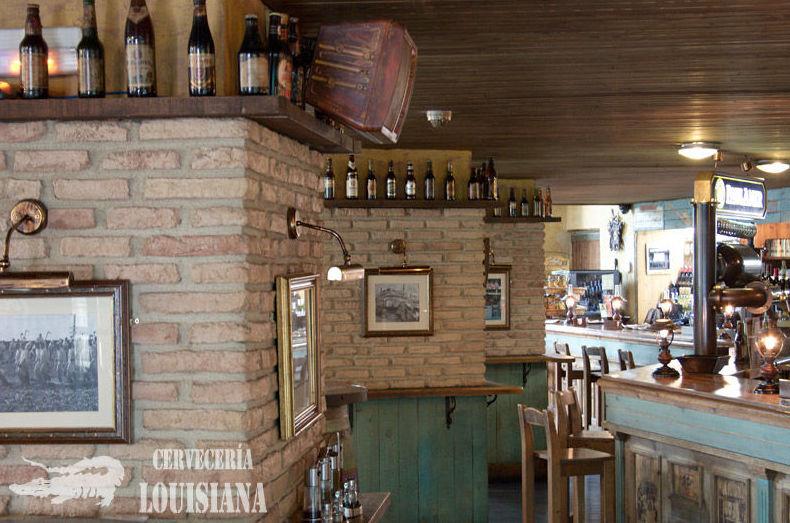 Foto 7 de Cocina tradicional en Pamplona / Iruña | Cervecería Louisiana