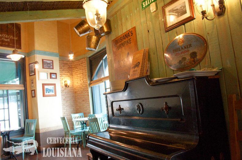 Foto 4 de Cocina tradicional en Pamplona / Iruña | Cervecería Louisiana