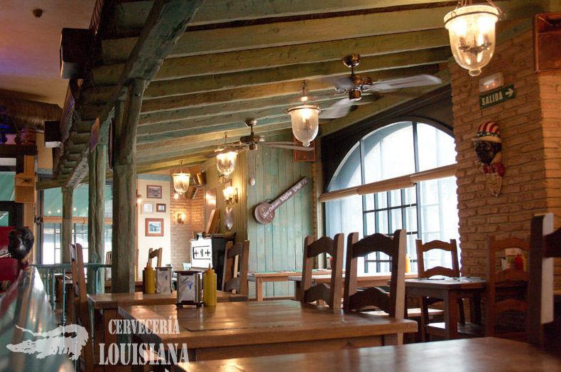 Foto 5 de Cocina tradicional en Pamplona / Iruña | Cervecería Louisiana