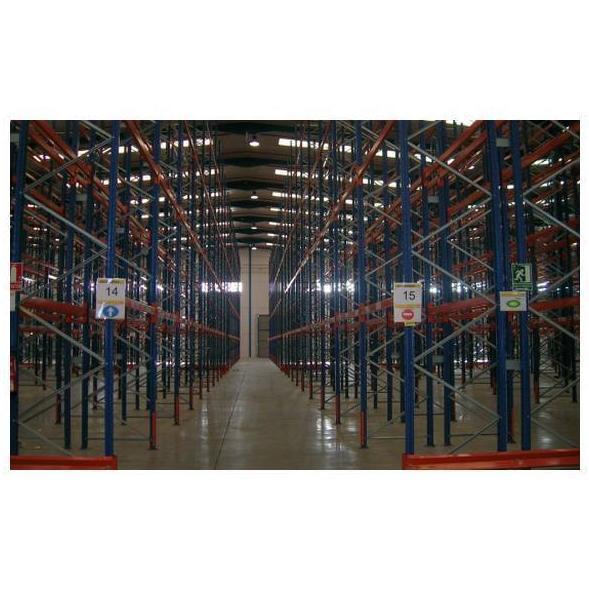 Estantería Industrial: Catálogo de Estanterías La Ceiba