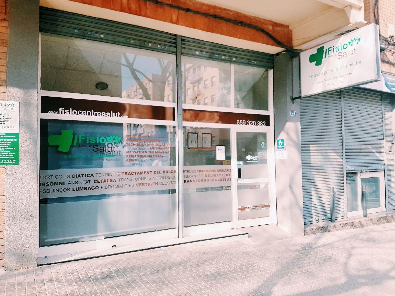 Clínica de fisioterapia Sabadell