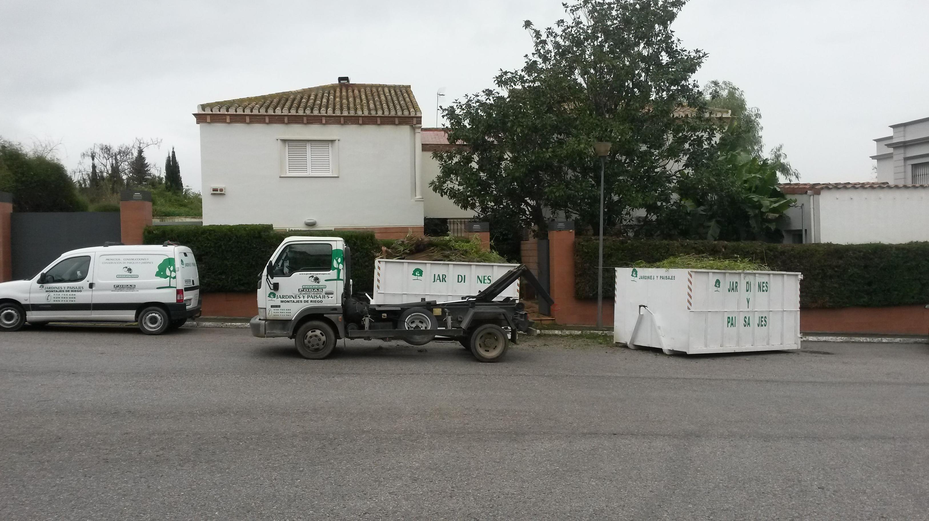 Foto 27 de Jardines (diseño y mantenimiento) en Sevilla  | Jardines y paisajes