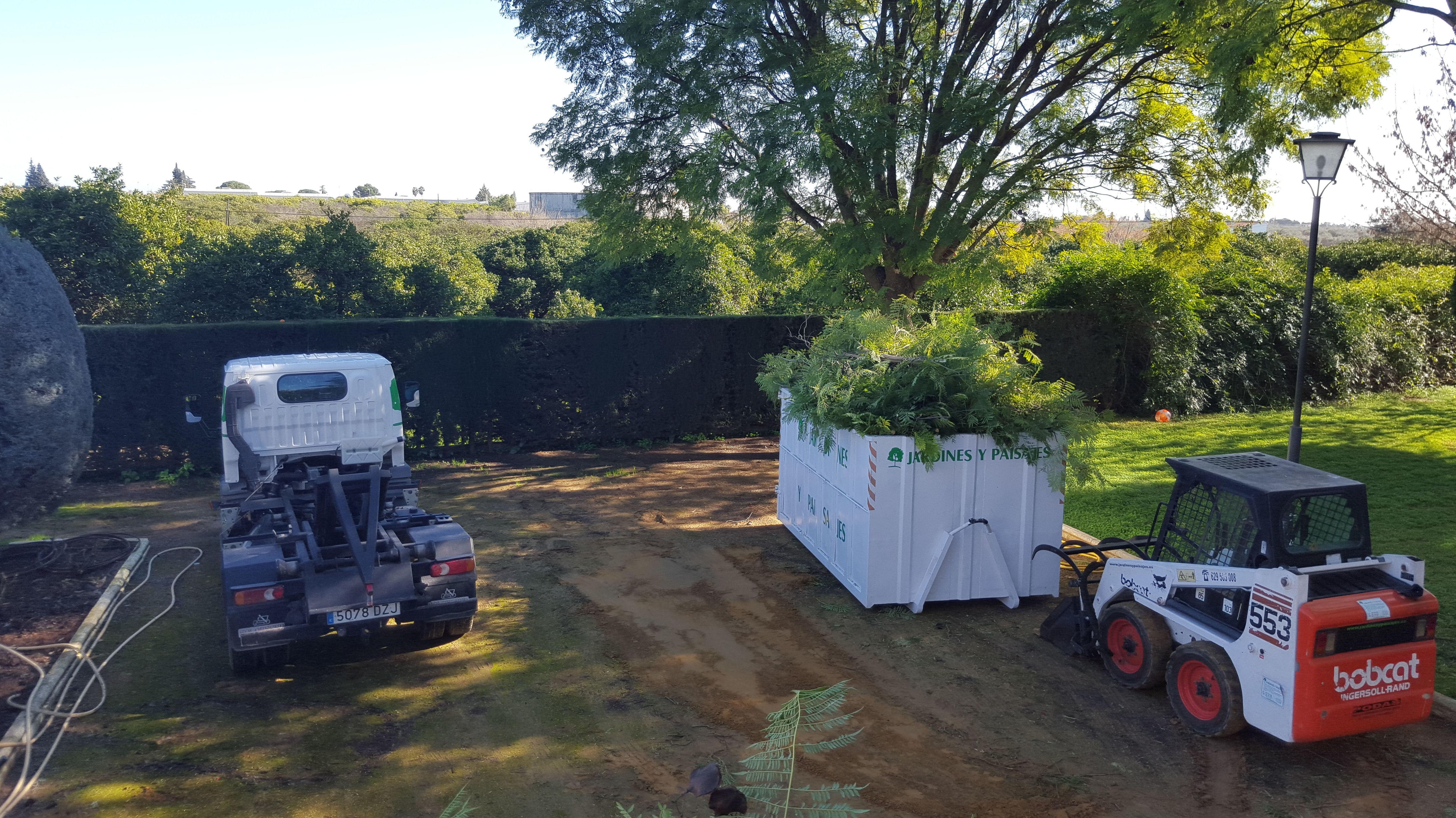 Foto 78 de Jardines (diseño y mantenimiento) en Sevilla  | Jardines y paisajes