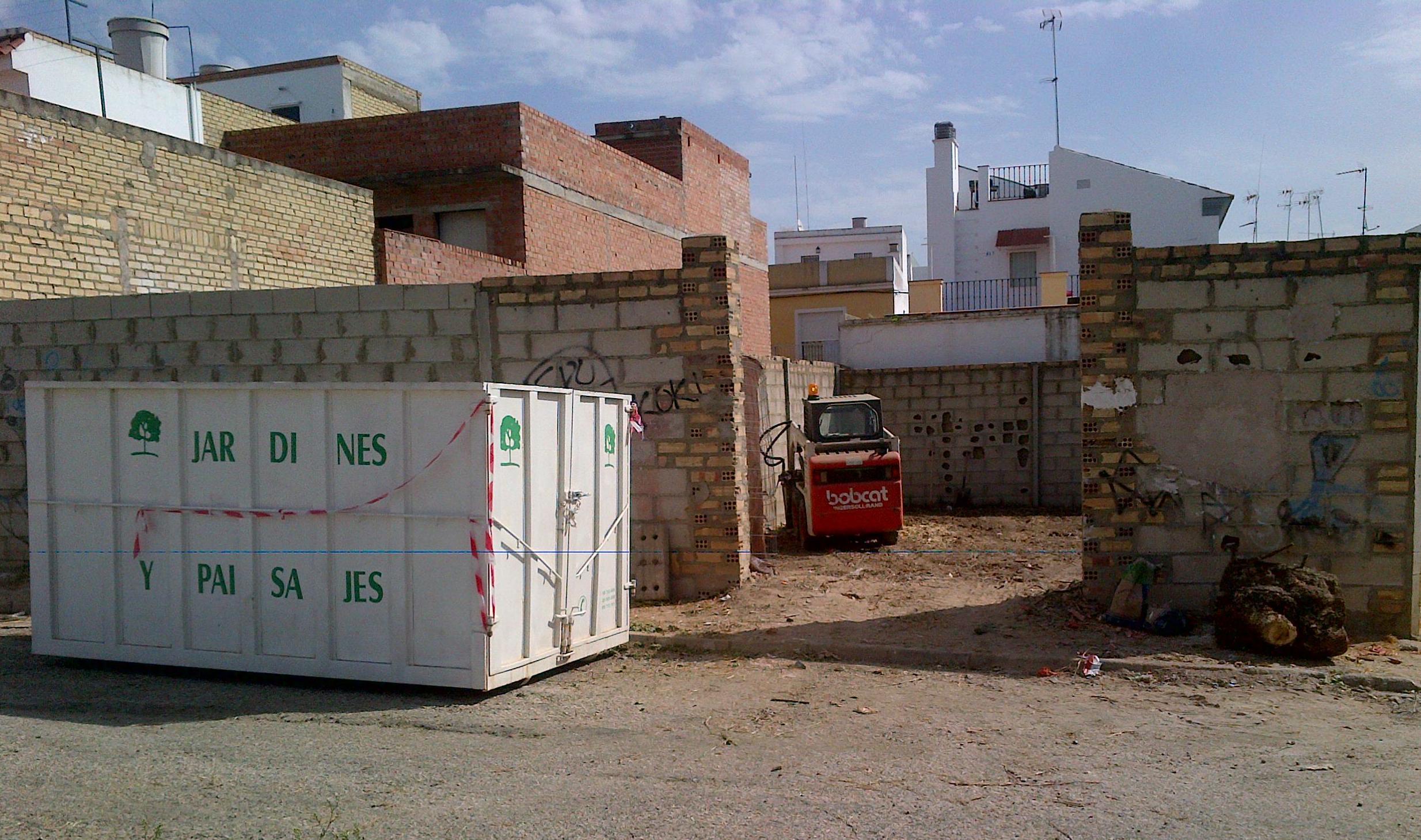 Foto 35 de Jardines (diseño y mantenimiento) en Sevilla  | Jardines y paisajes