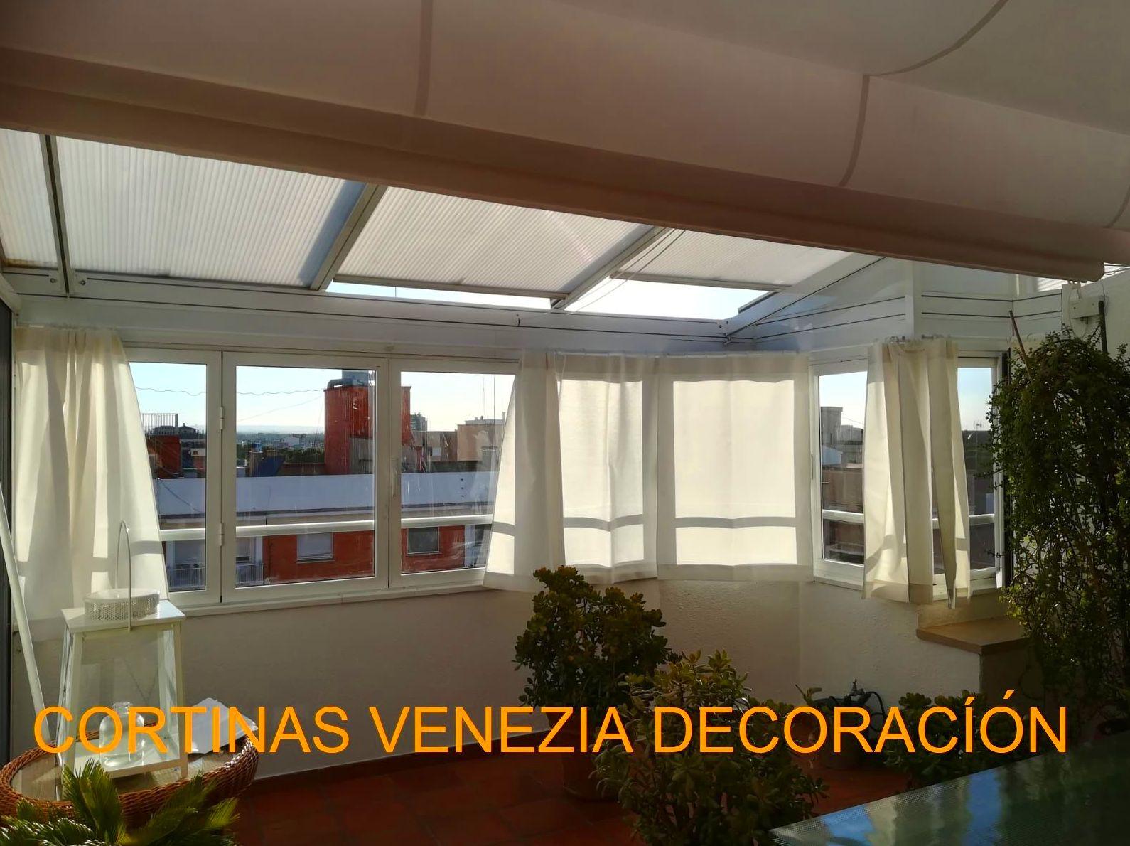 Foto 7 de Cortinas en Albacete | Venezia Decoración