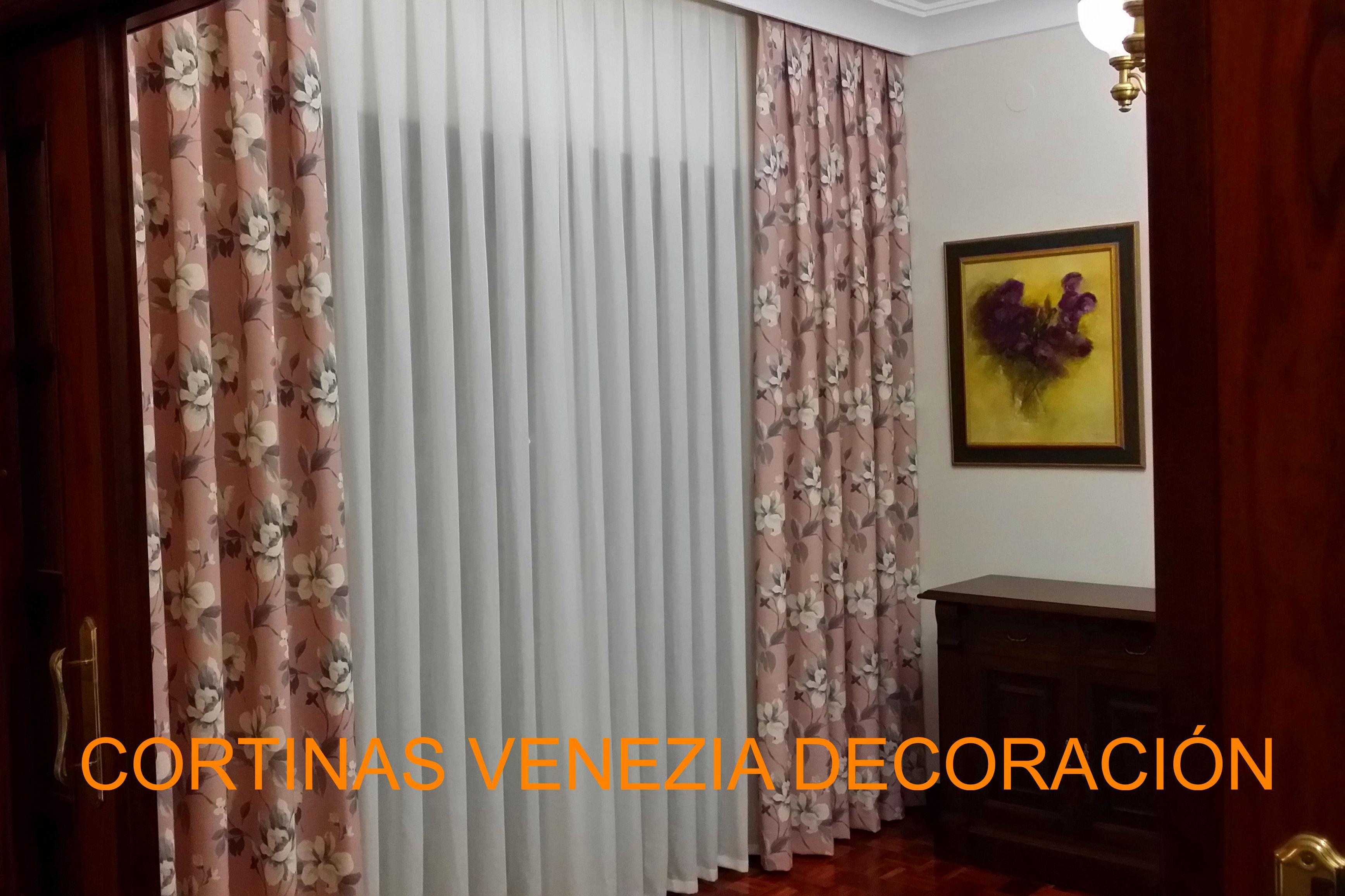 Foto 34 de Cortinas en Albacete | Venezia Decoración