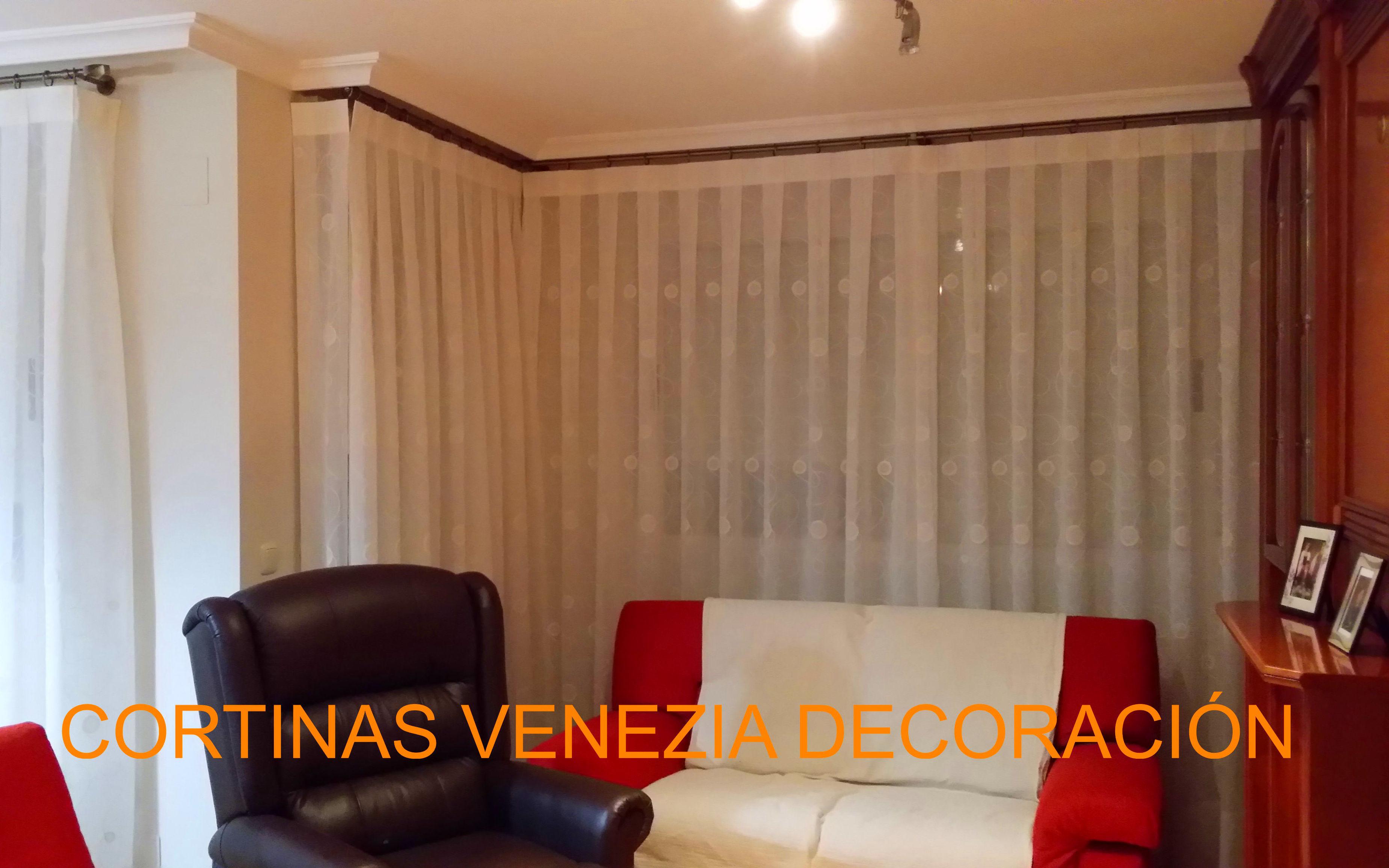 Foto 43 de Cortinas en Albacete | Venezia Decoración