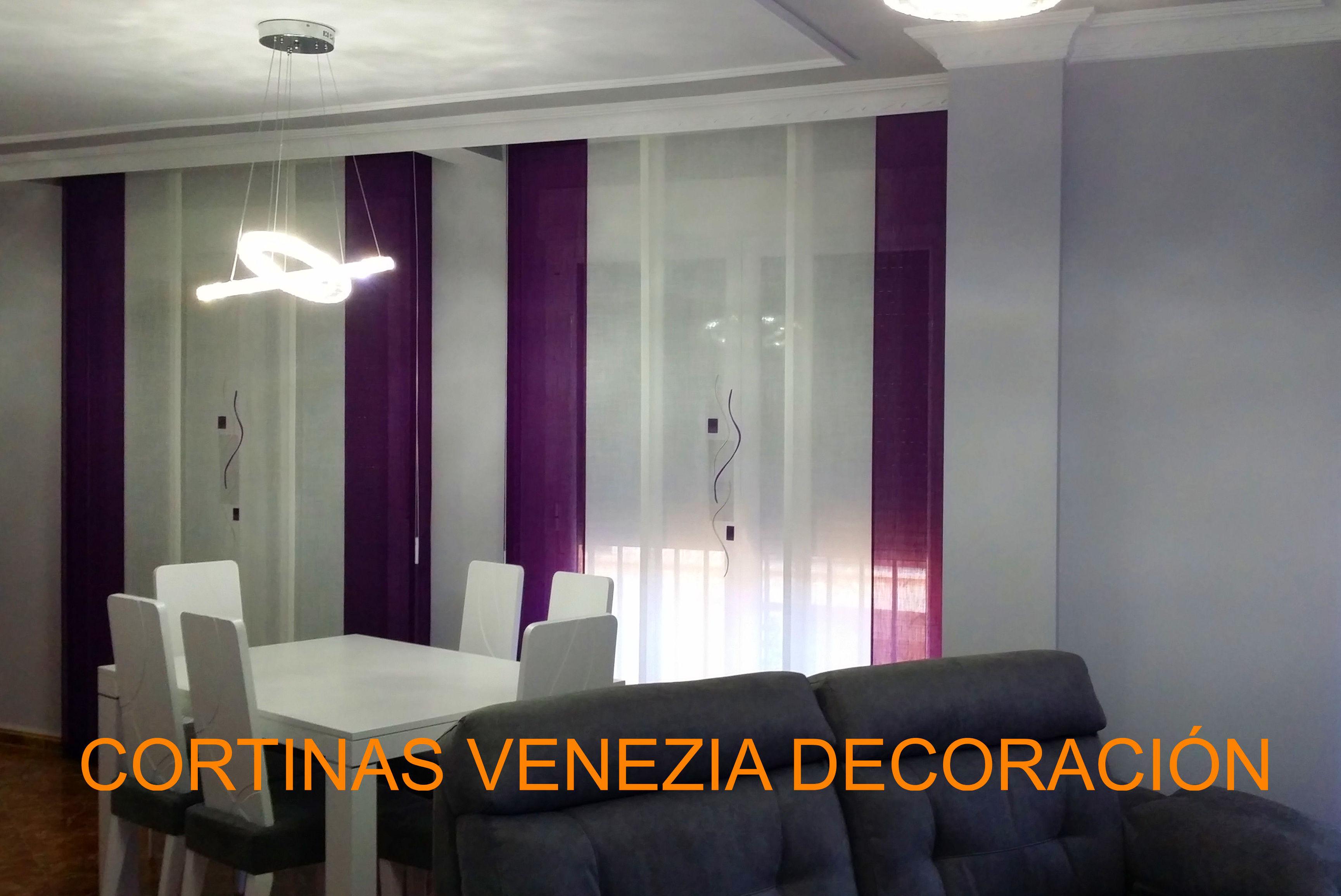 Foto 85 de Cortinas en Albacete | Venezia Decoración