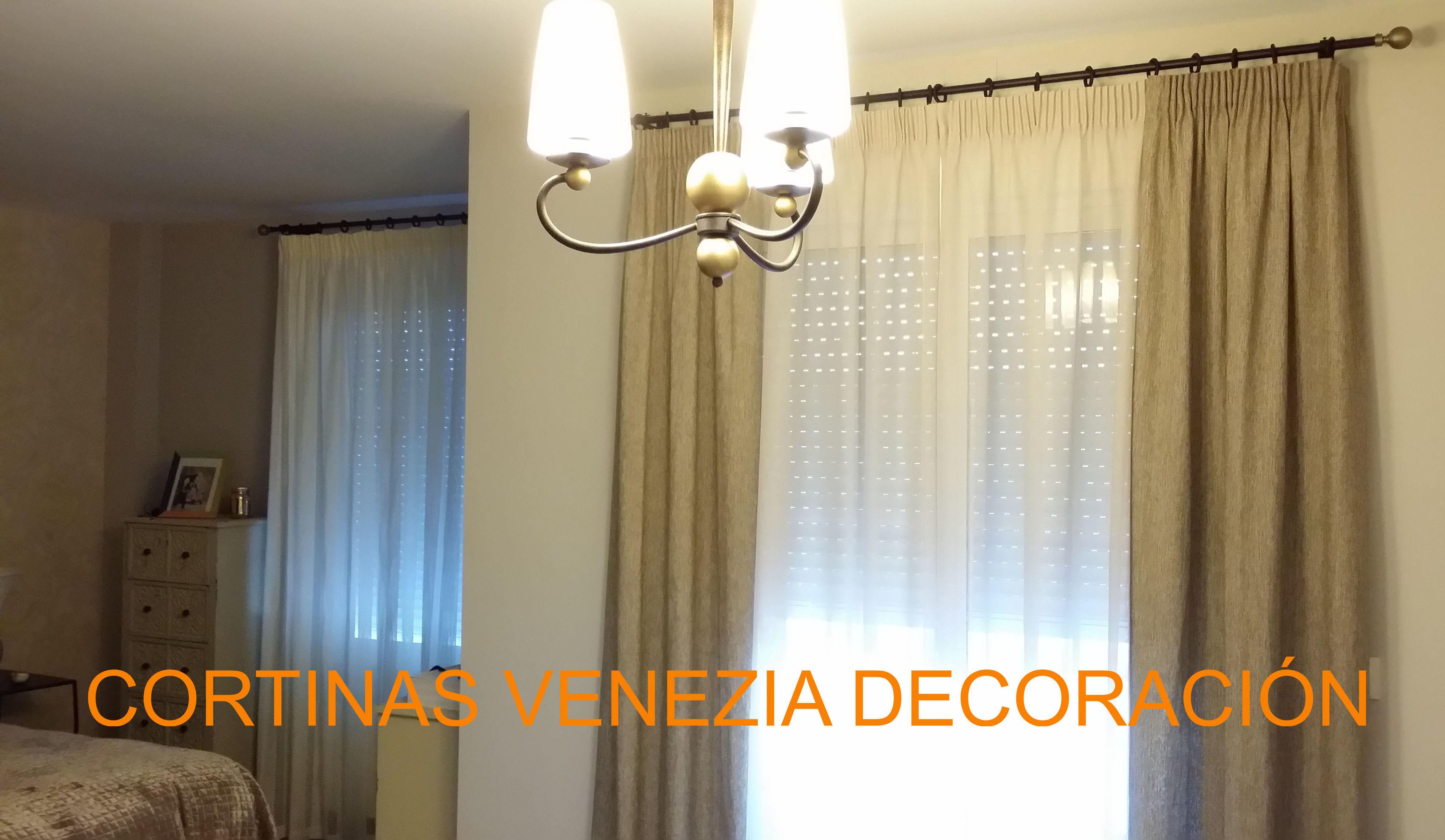 Foto 49 de Cortinas en Albacete | Venezia Decoración