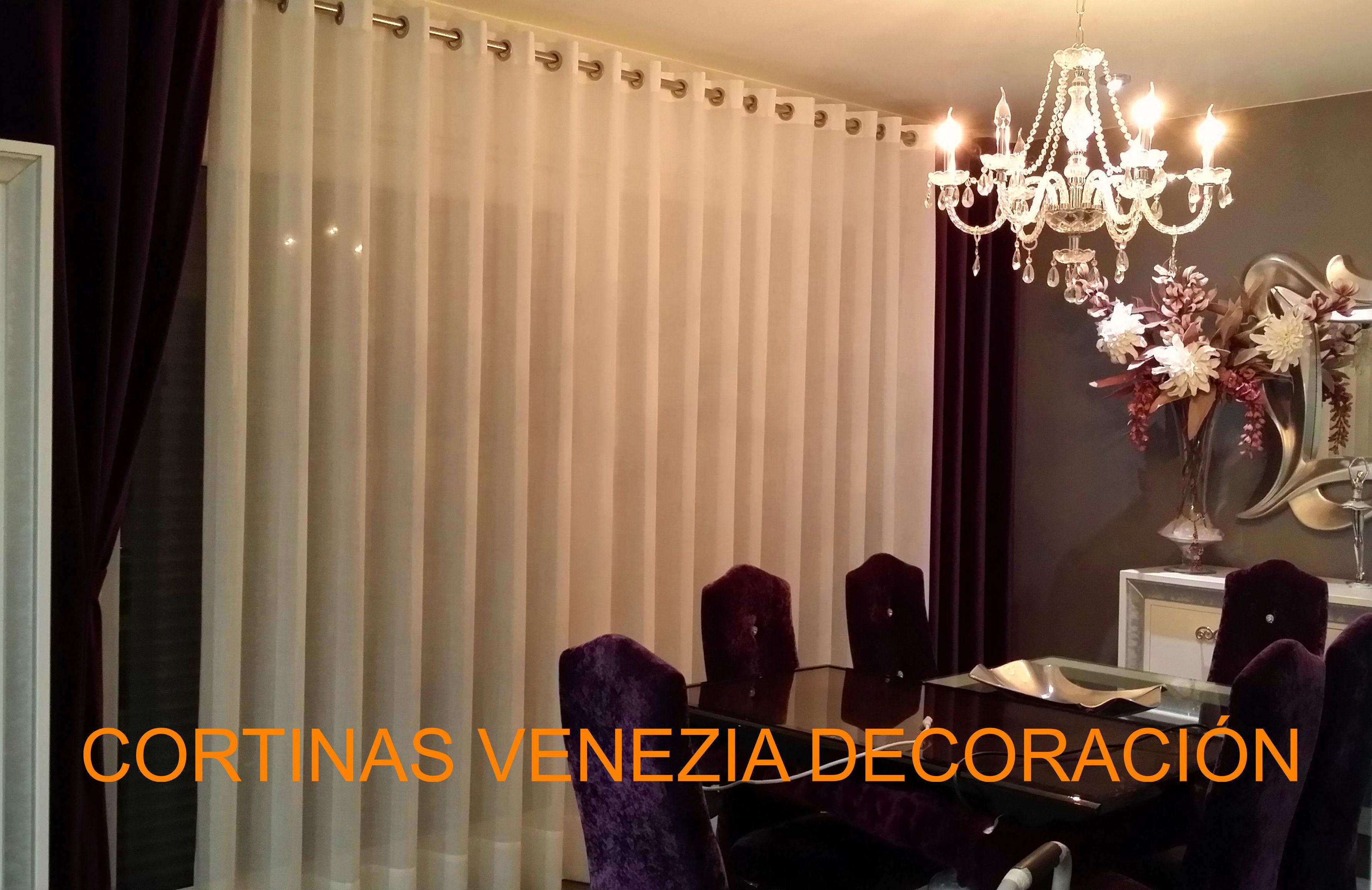 Foto 26 de Cortinas en Albacete | Venezia Decoración