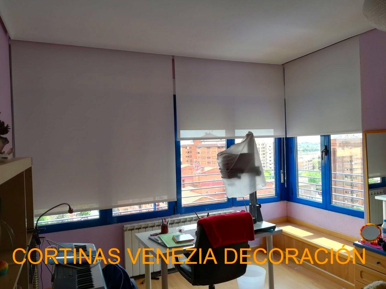 Foto 142 de Cortinas en Albacete | Venezia Decoración