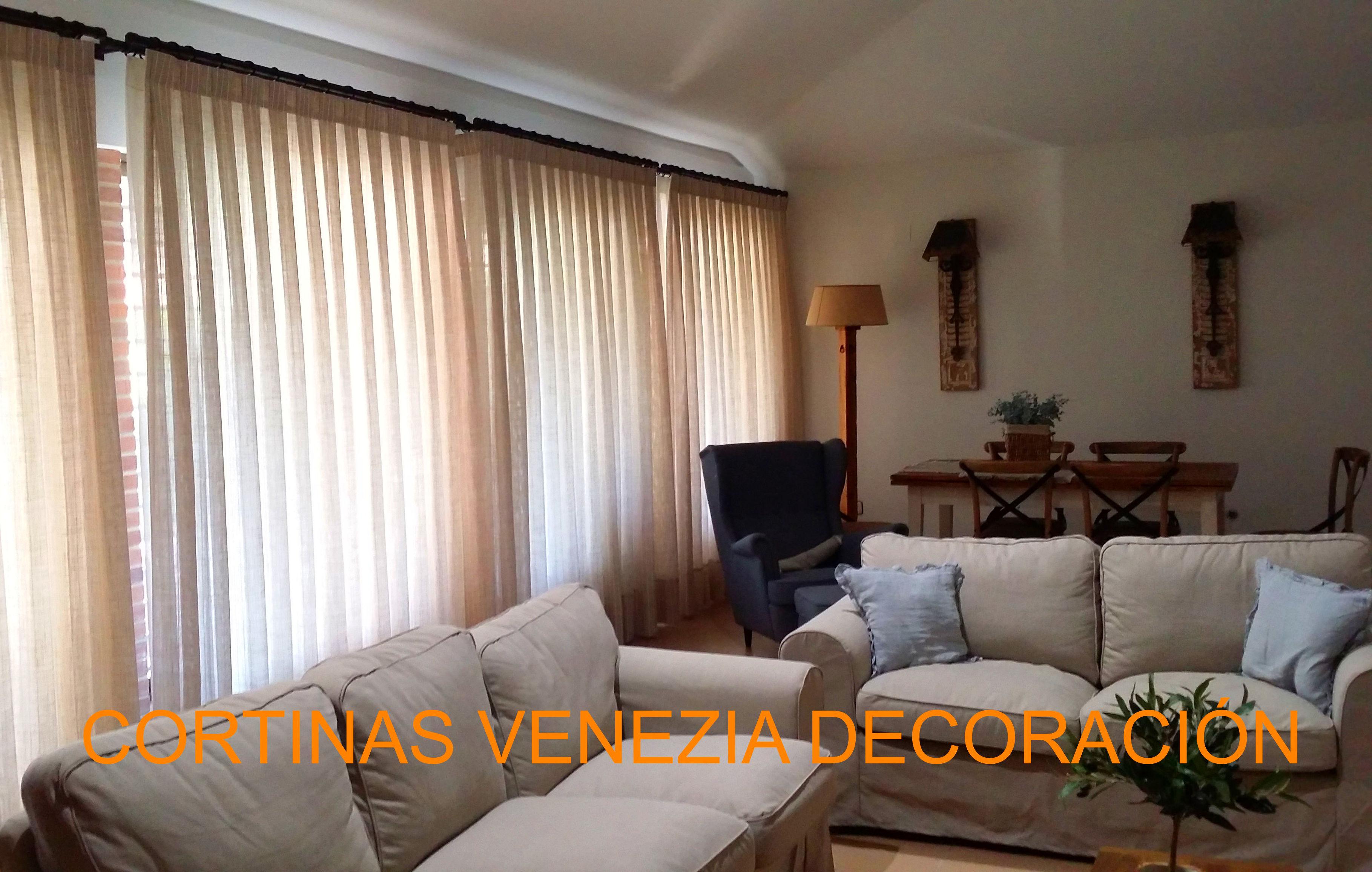 Foto 22 de Cortinas en Albacete | Venezia Decoración