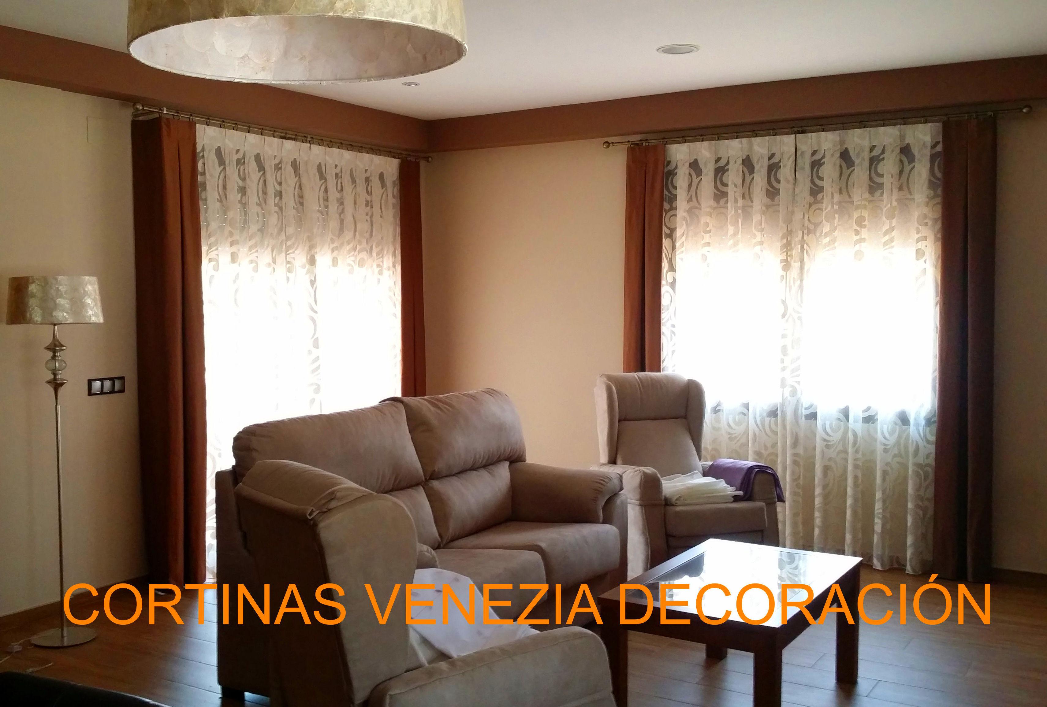 Foto 39 de Cortinas en Albacete | Venezia Decoración
