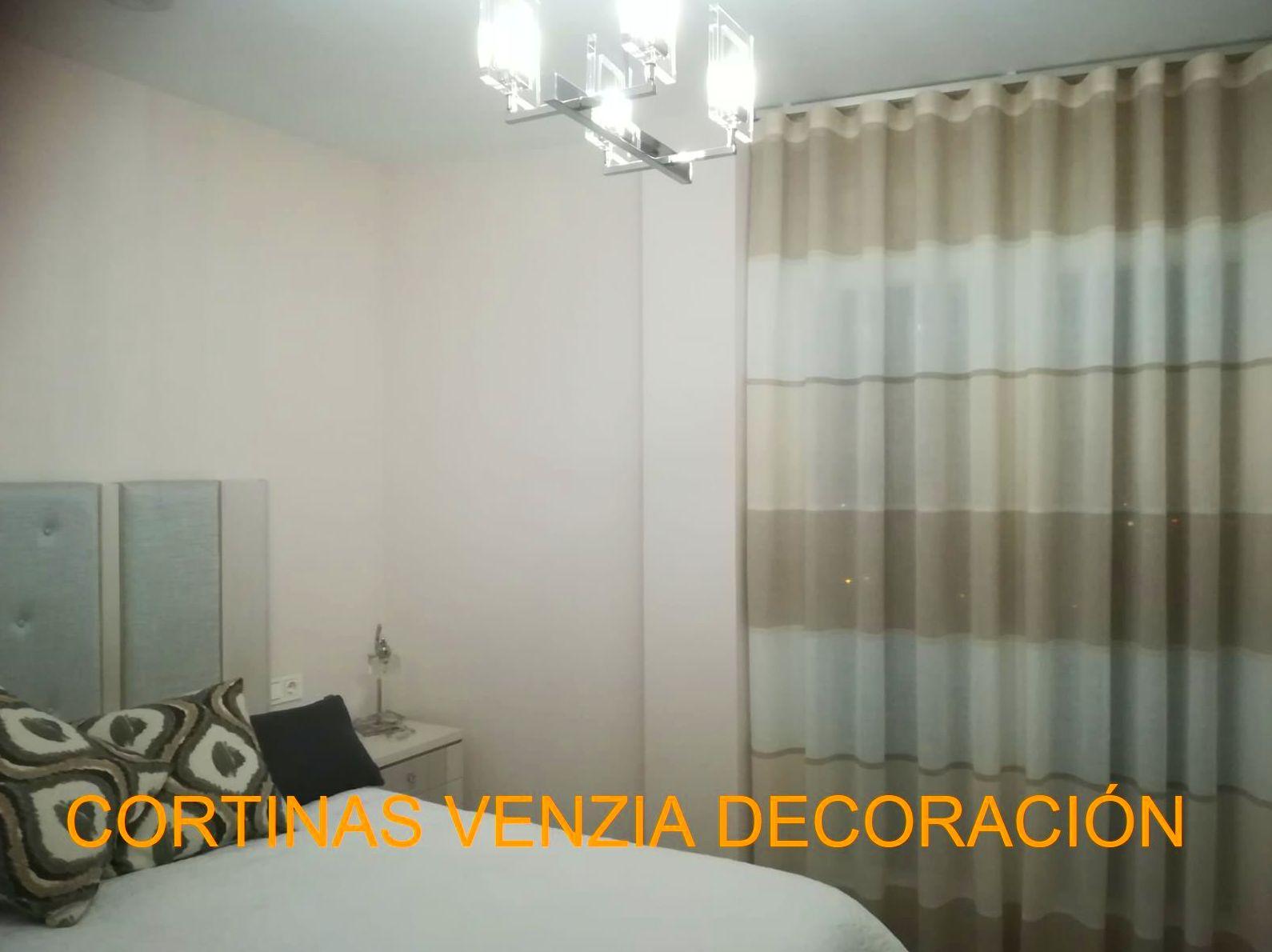 Foto 4 de Cortinas en Albacete | Venezia Decoración