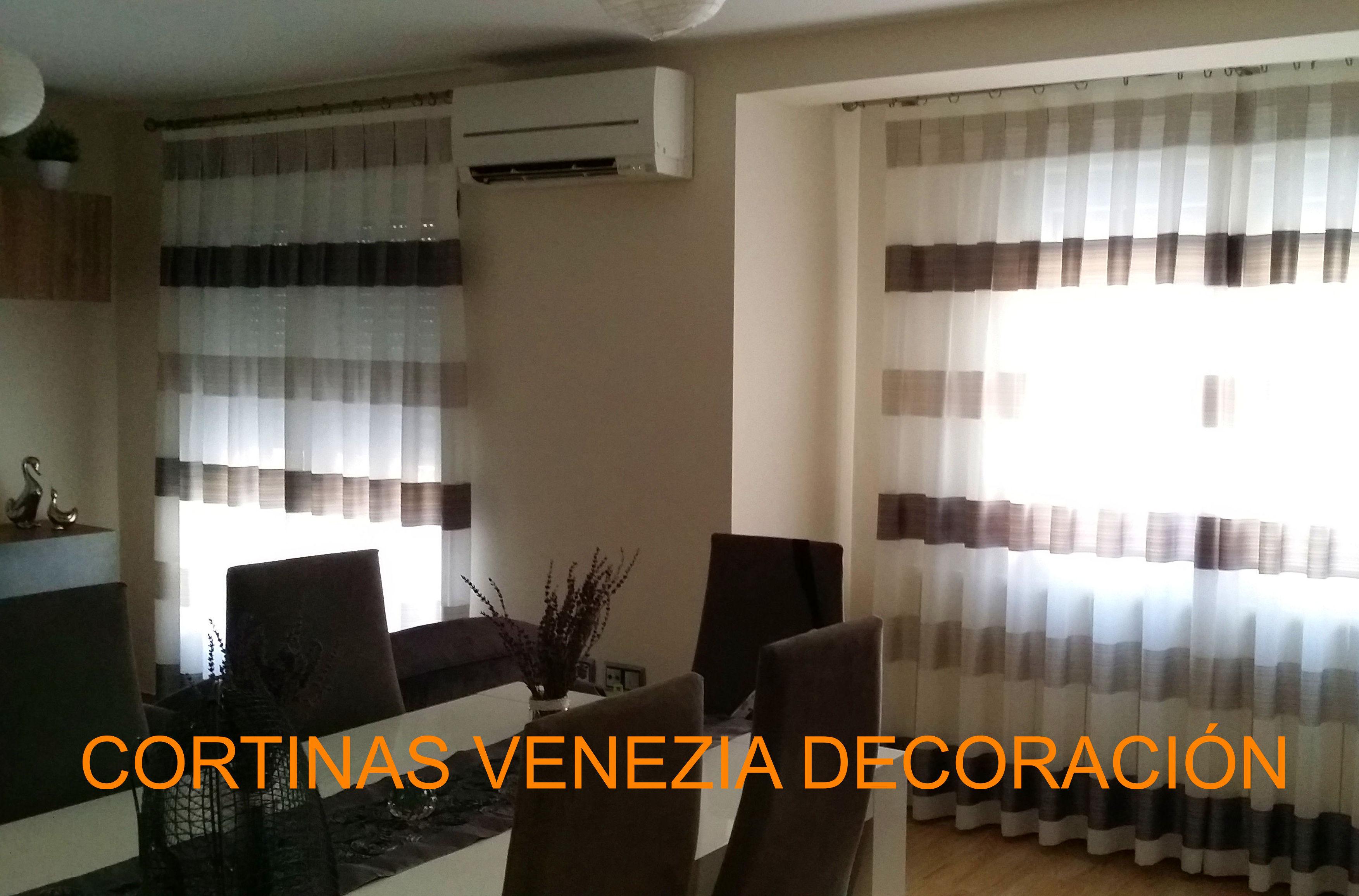 Foto 21 de Cortinas en Albacete | Venezia Decoración