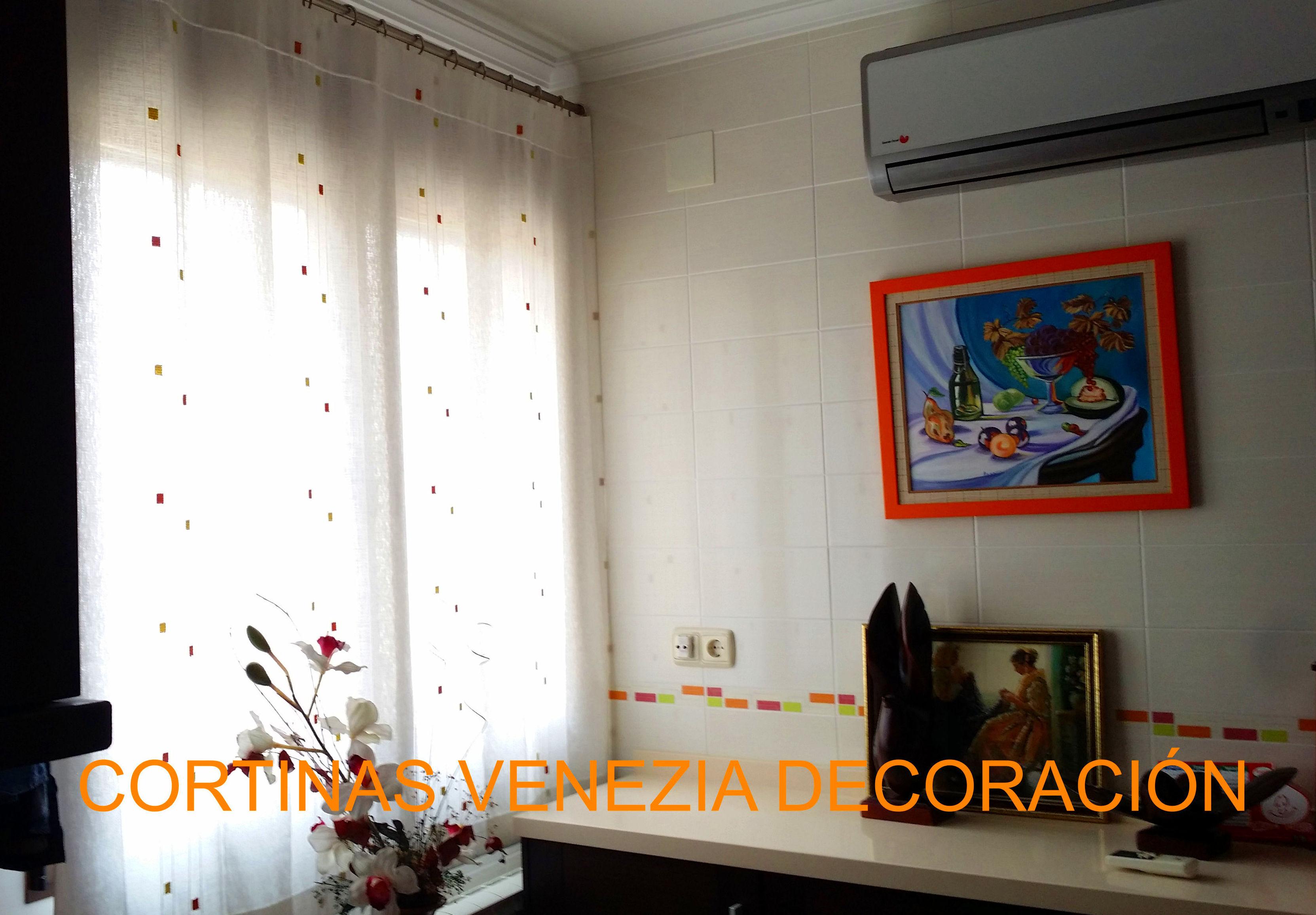 Foto 185 de Cortinas en Albacete | Venezia Decoración