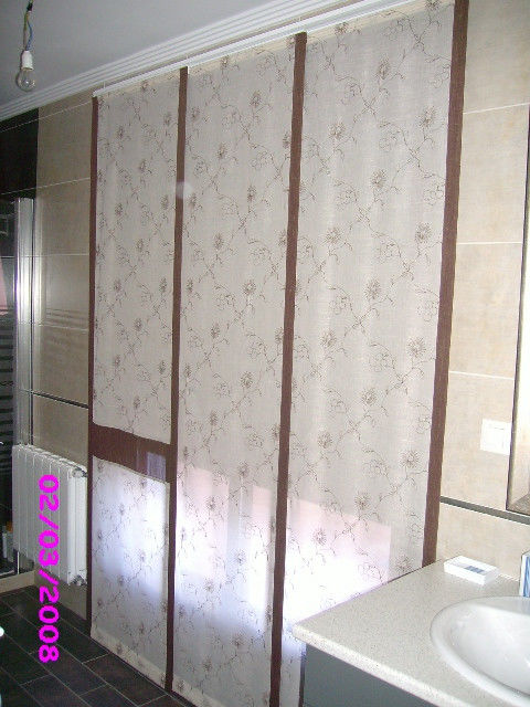 Paneles para baños