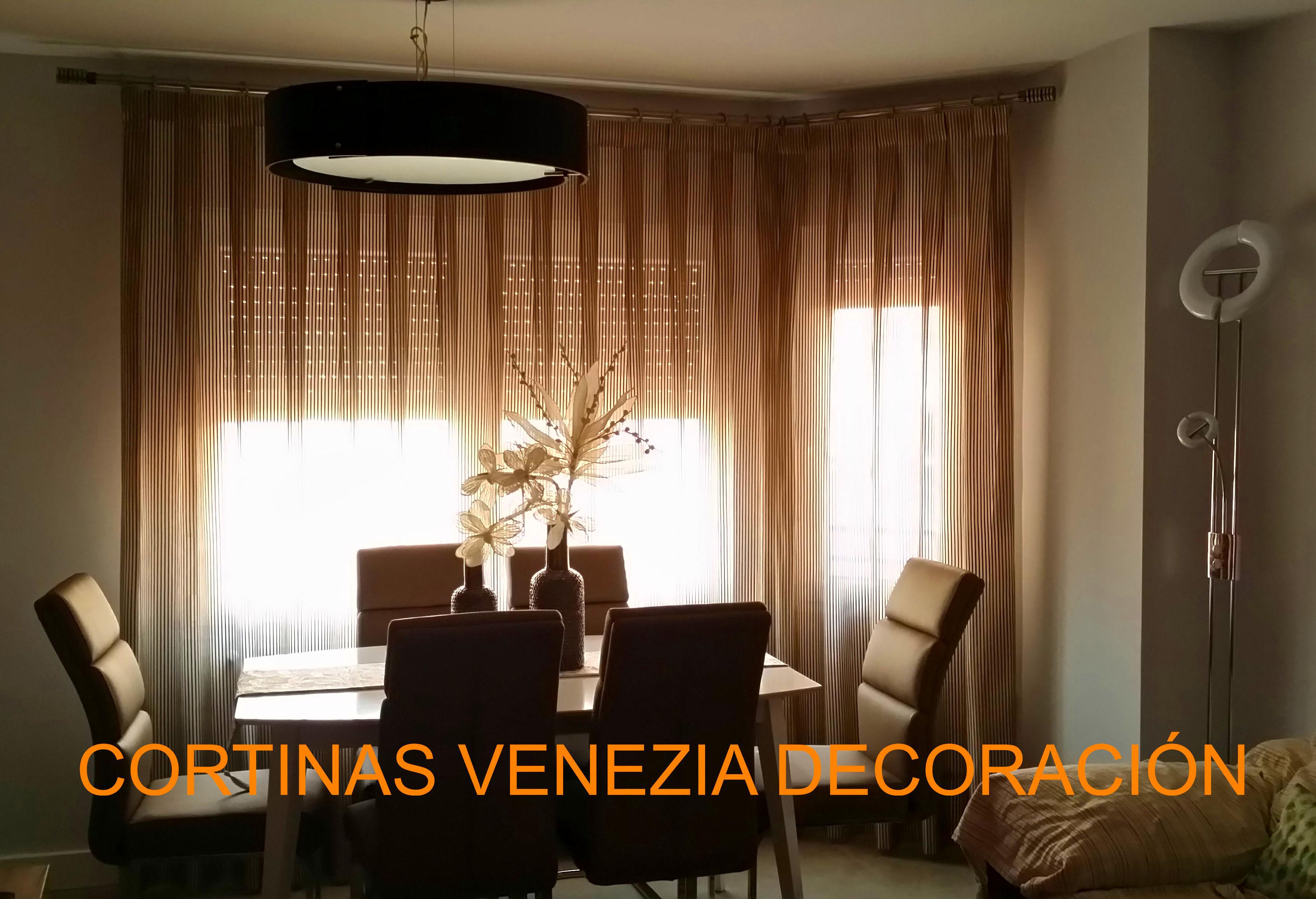 Foto 25 de Cortinas en Albacete | Venezia Decoración