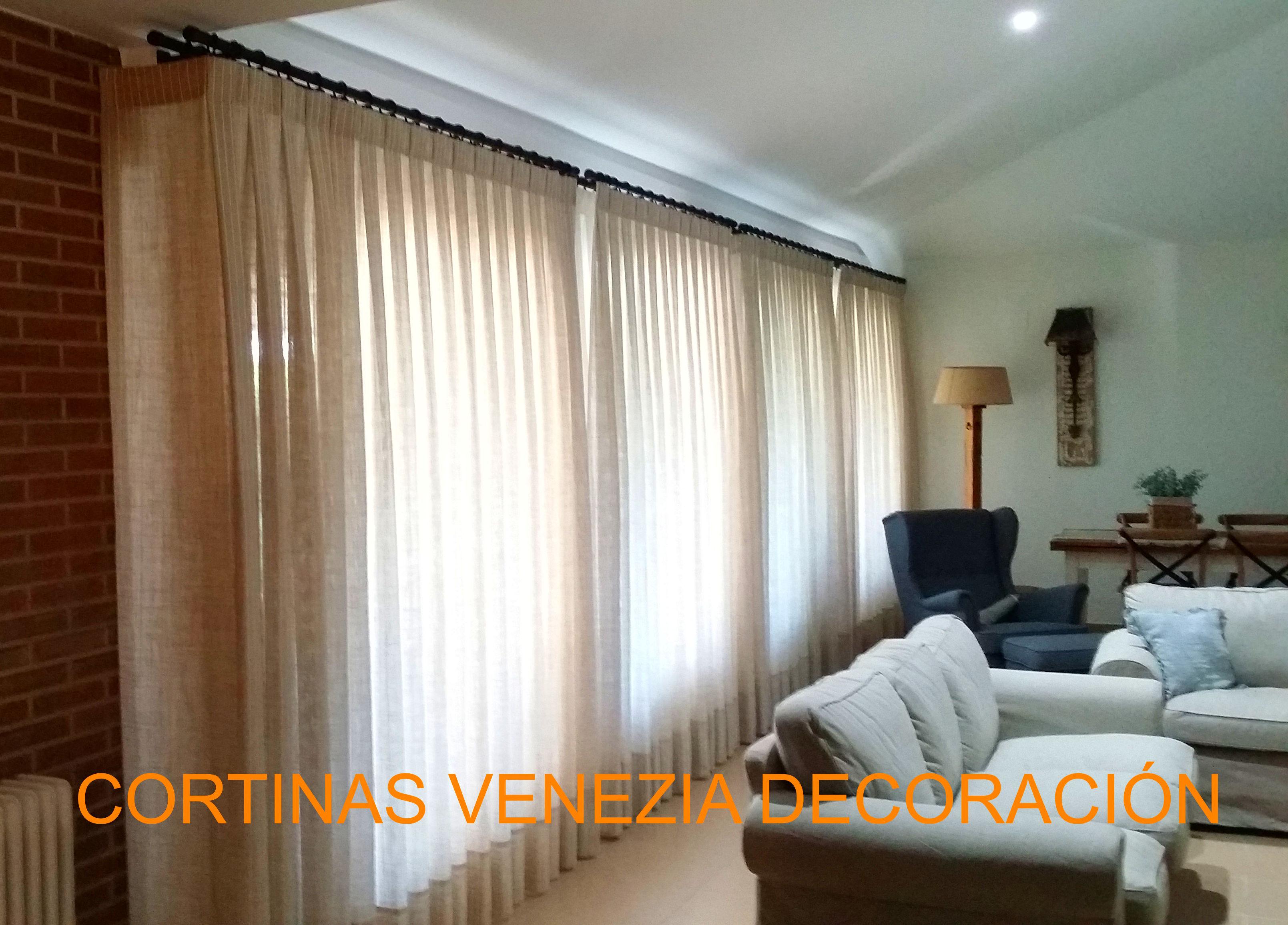 Foto 23 de Cortinas en Albacete | Venezia Decoración