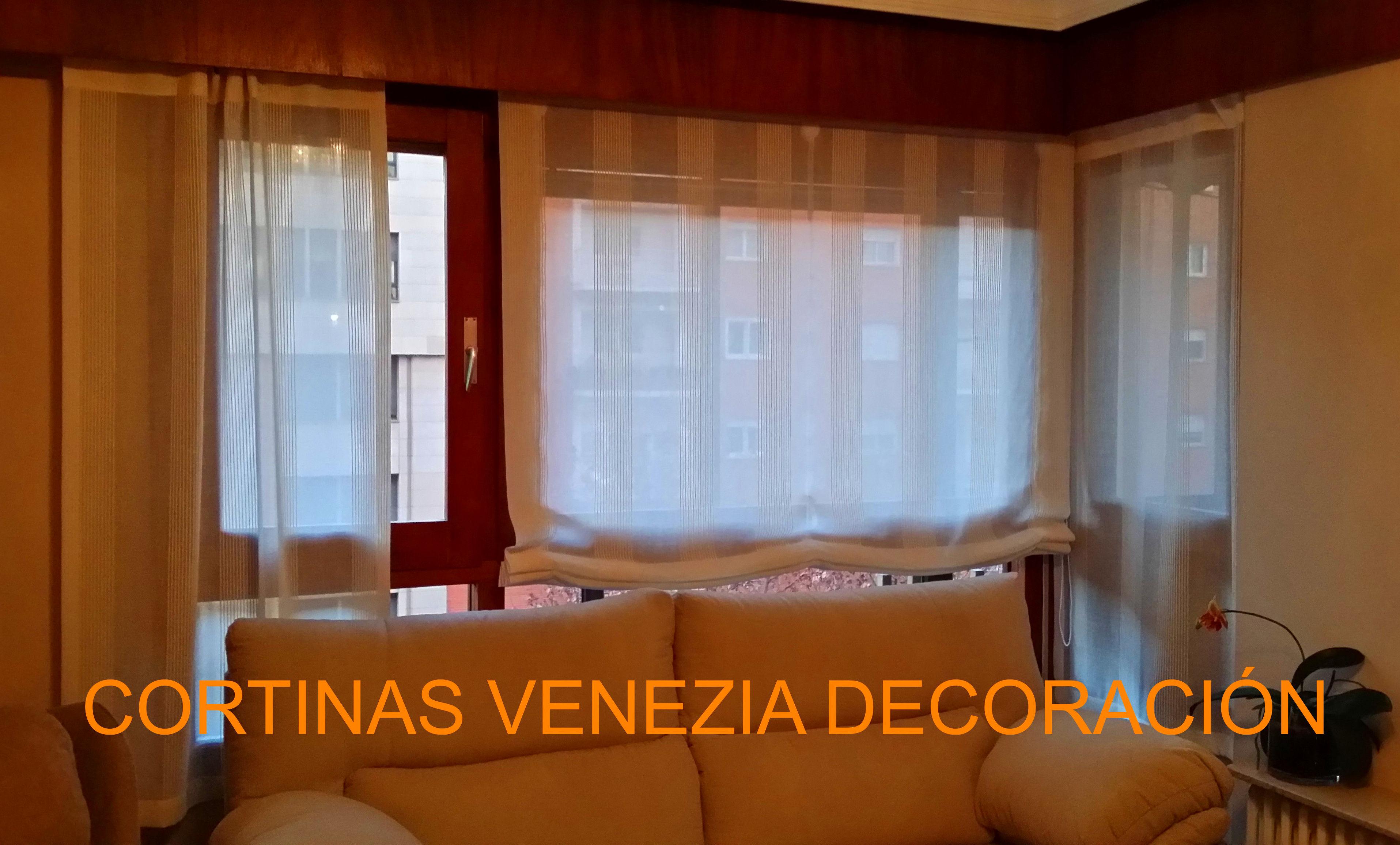 Foto 121 de Cortinas en Albacete | Venezia Decoración