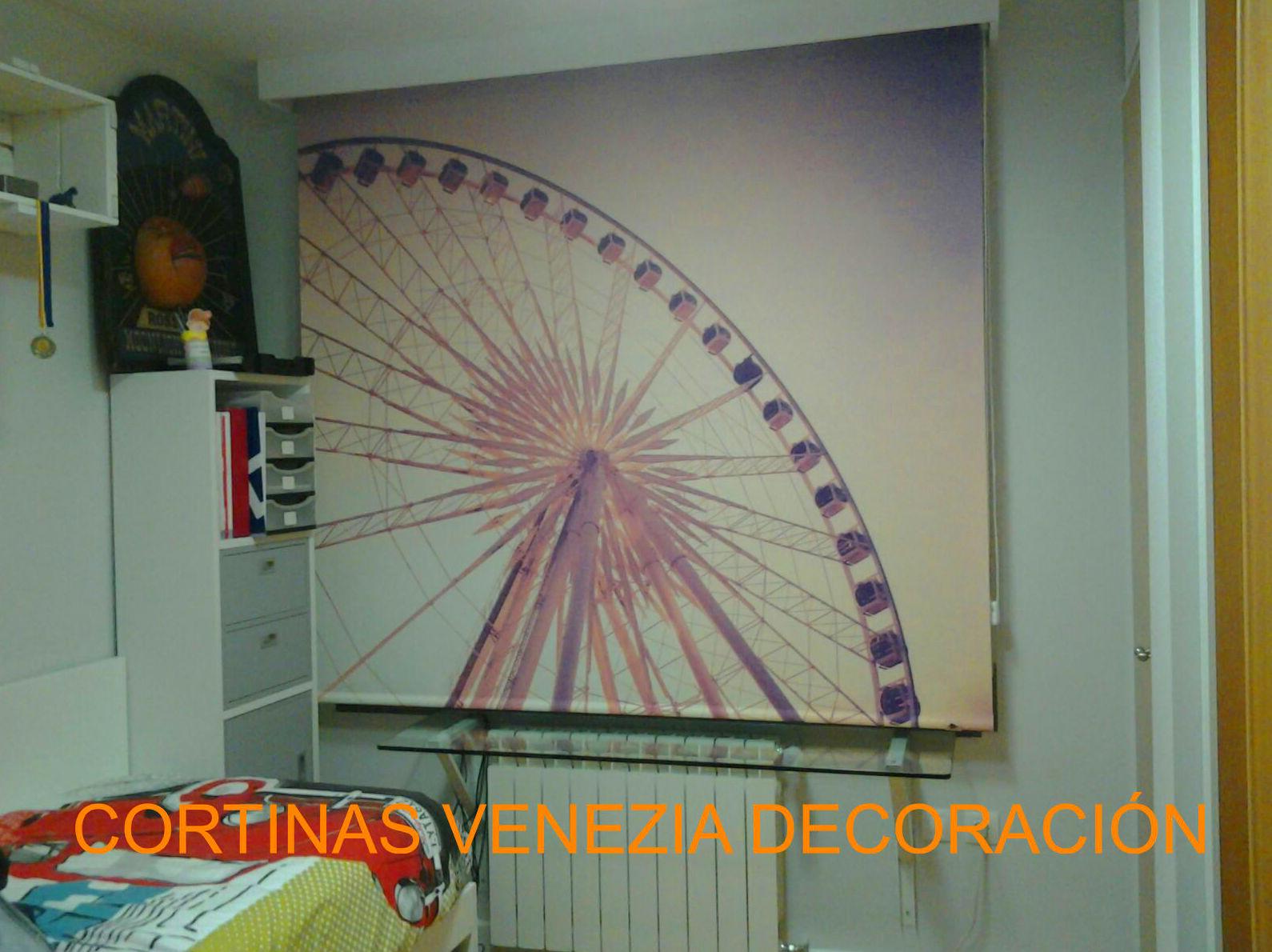 Picture 146 of Cortinas in Albacete | Venezia Decoración