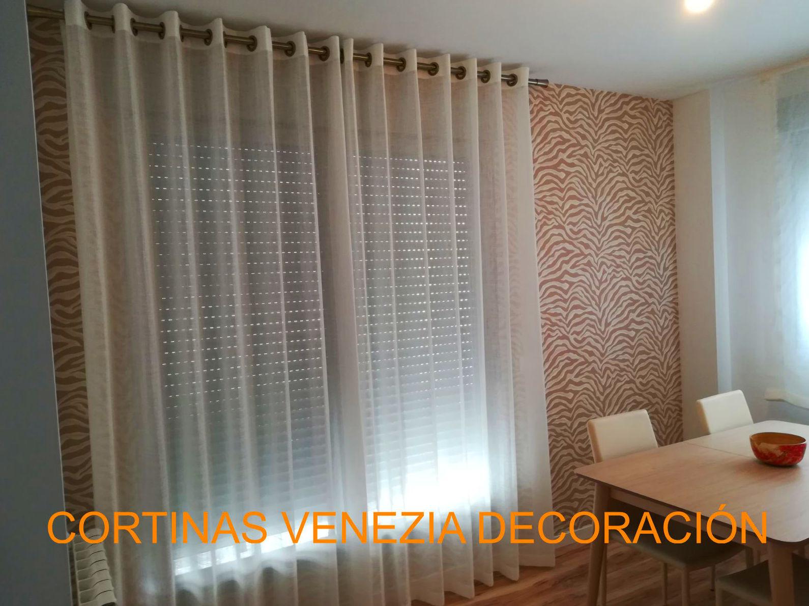 Foto 13 de Cortinas en Albacete | Venezia Decoración