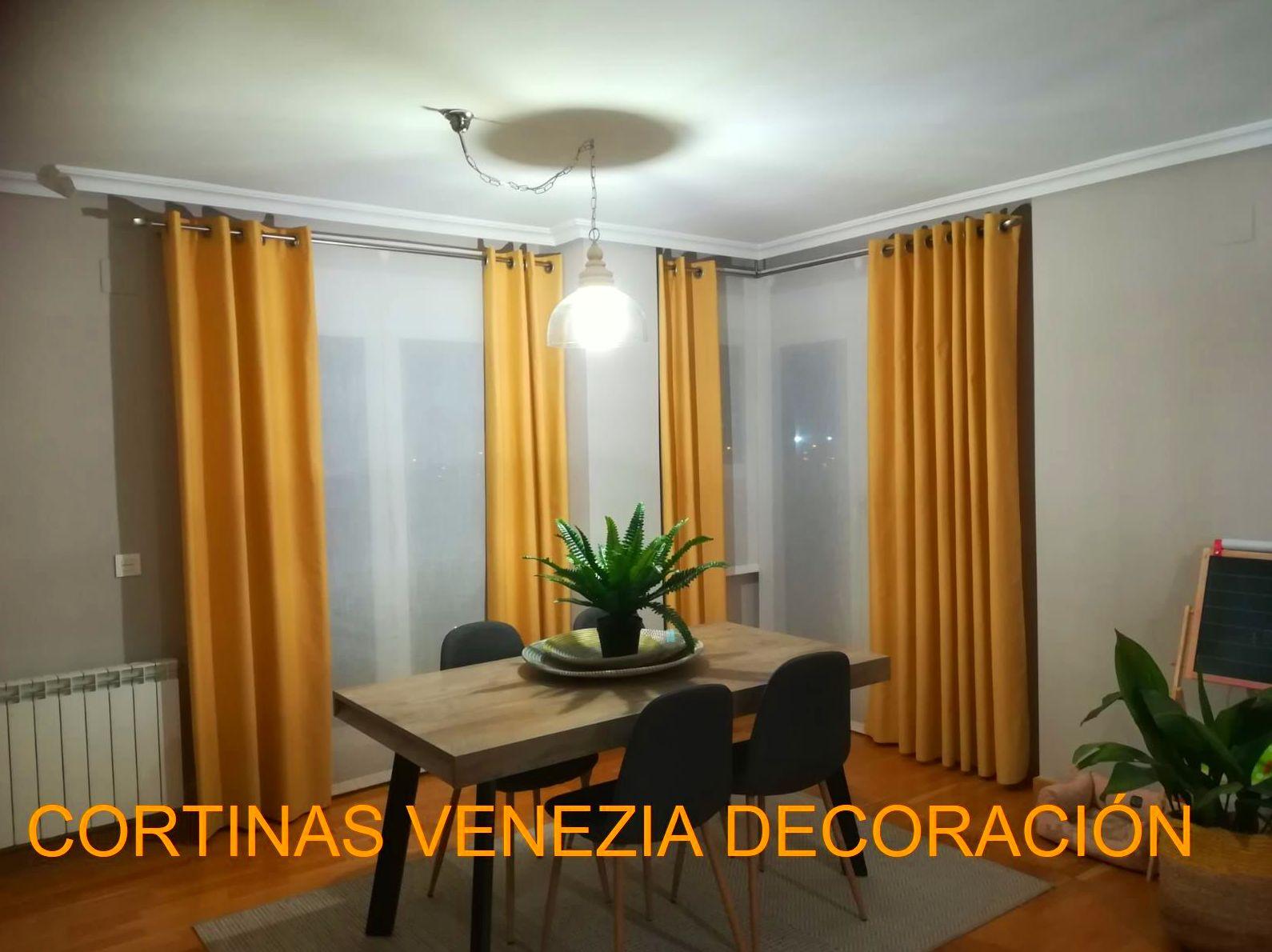 Foto 6 de Cortinas en Albacete | Venezia Decoración