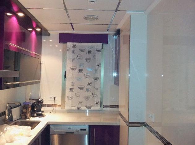 Confección a medida de cortinas