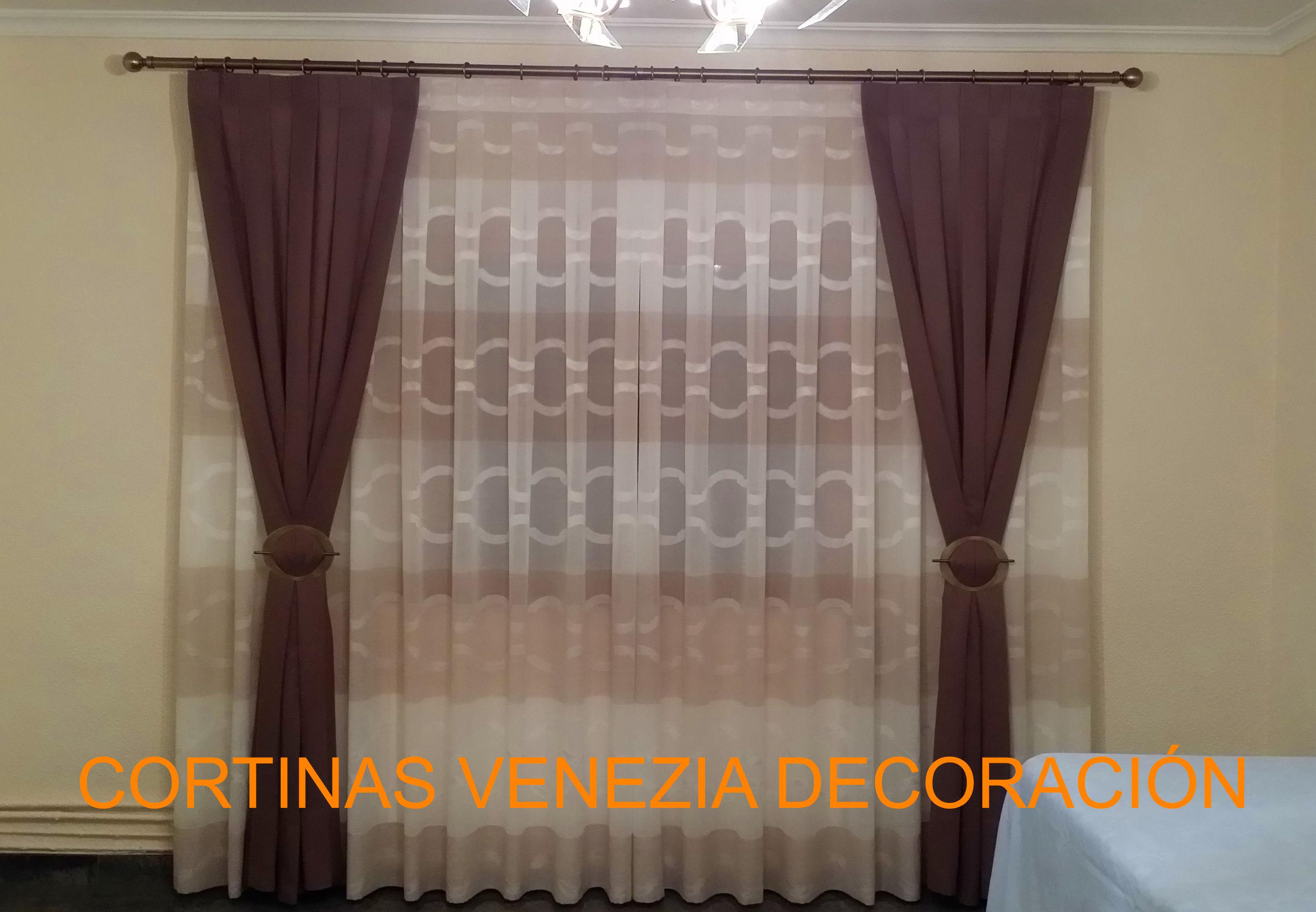 Foto 36 de Cortinas en Albacete | Venezia Decoración
