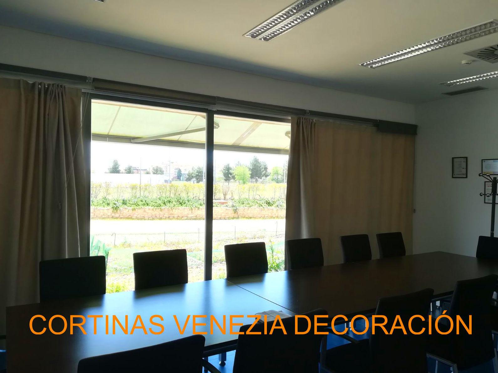 Foto 12 de Cortinas en Albacete | Venezia Decoración