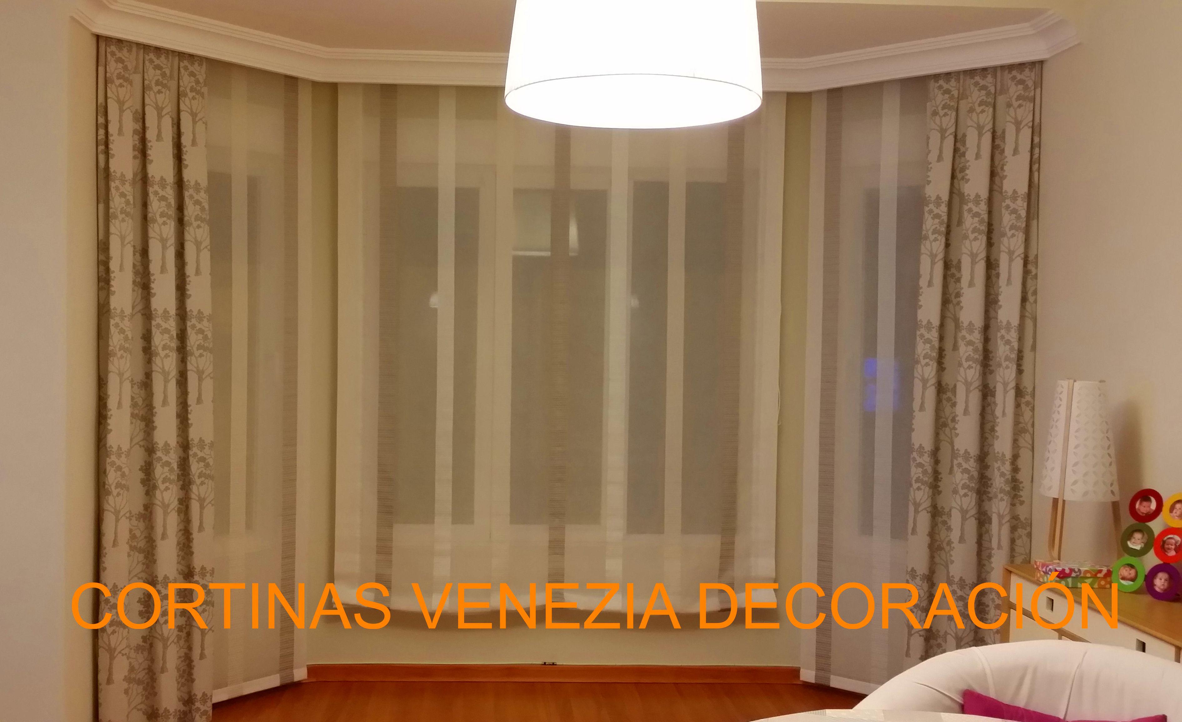 Foto 131 de Cortinas en Albacete | Venezia Decoración