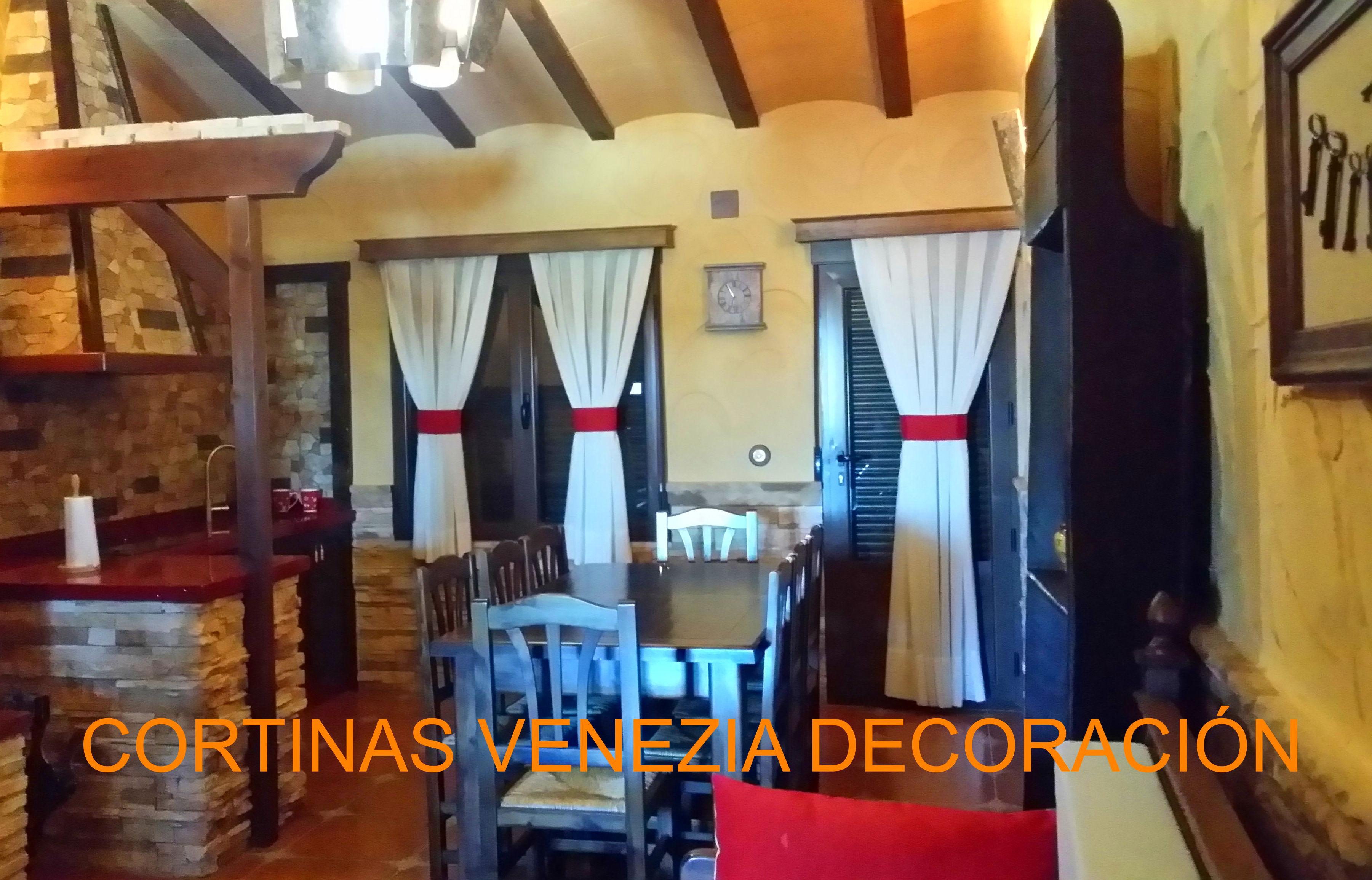 Foto 184 de Cortinas en Albacete | Venezia Decoración