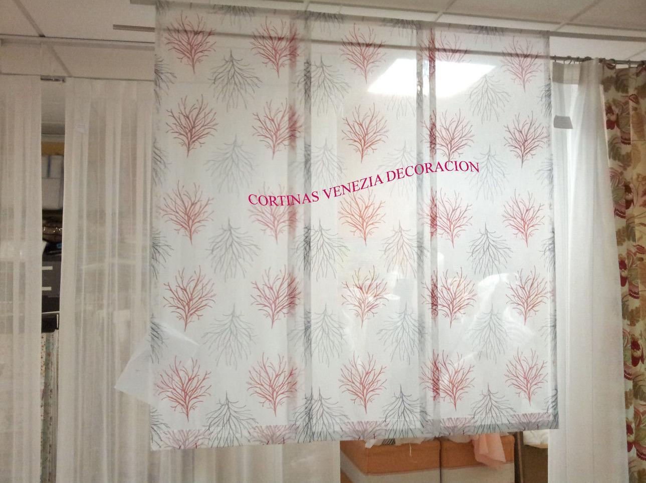 Tienda de cortinas, estores, panel japonés... en Albacete